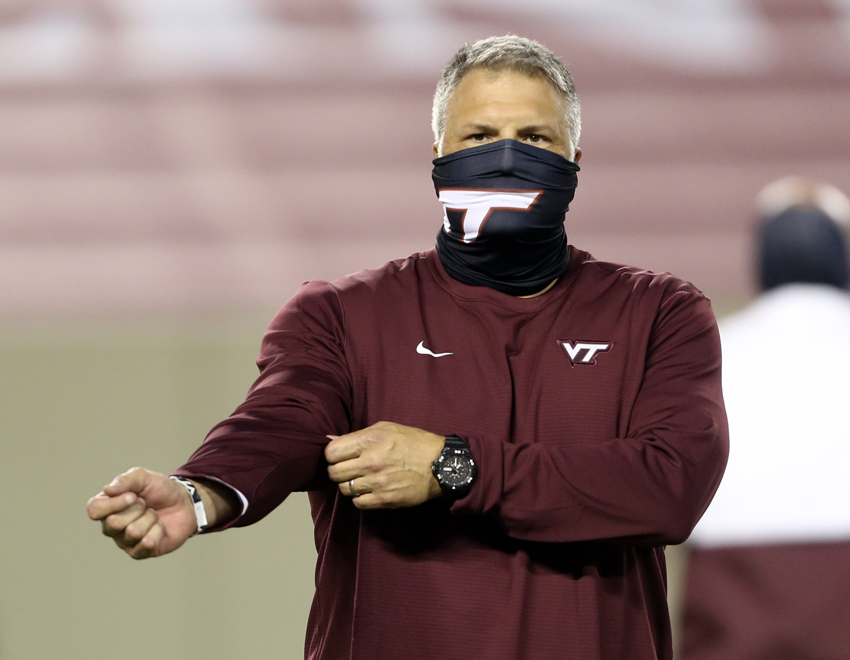 Coronavirus Complicates Virginia Tech Football S Preparation The Washington Post