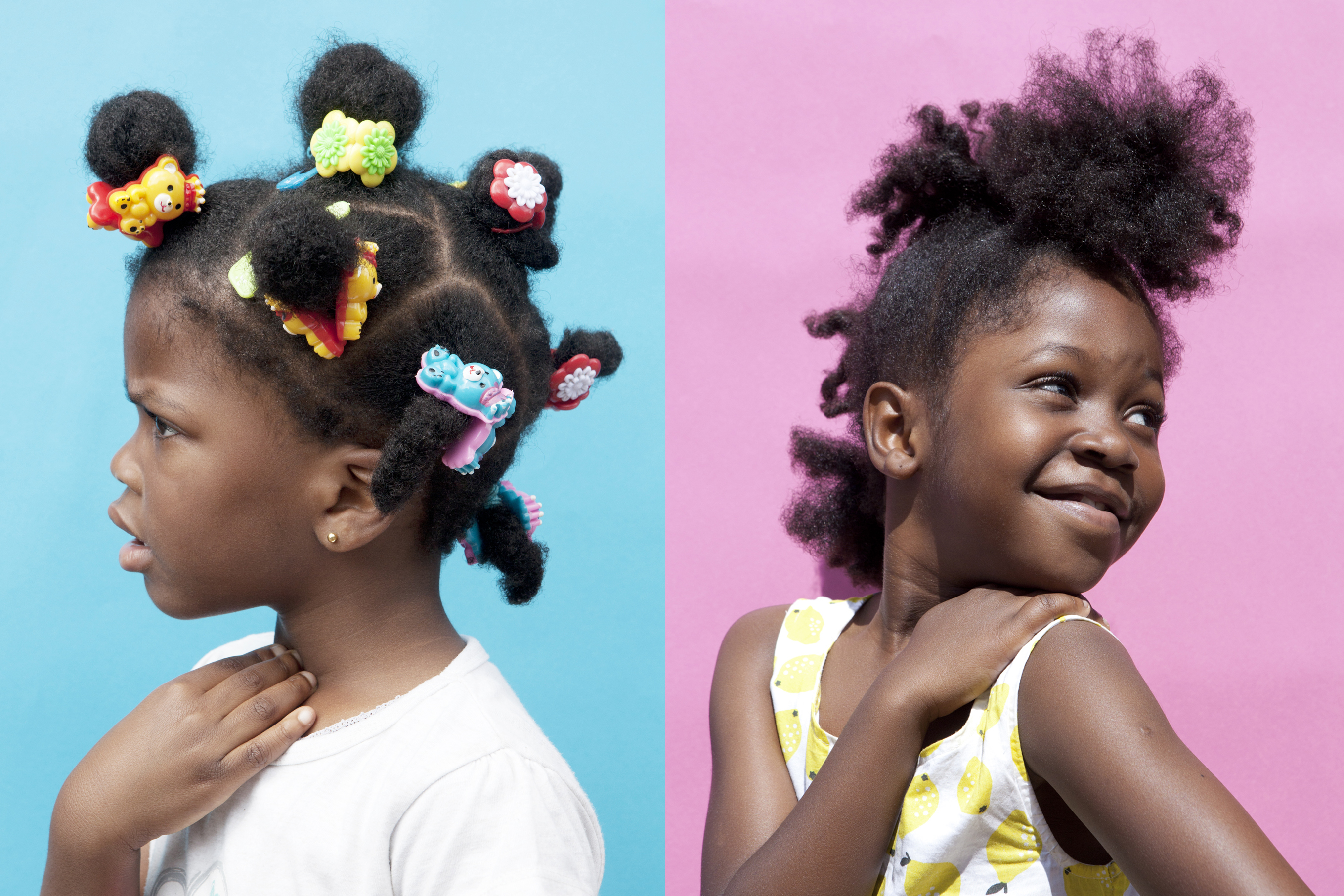 A Celebration Of The Natural Hairstyles Of Black Kids The