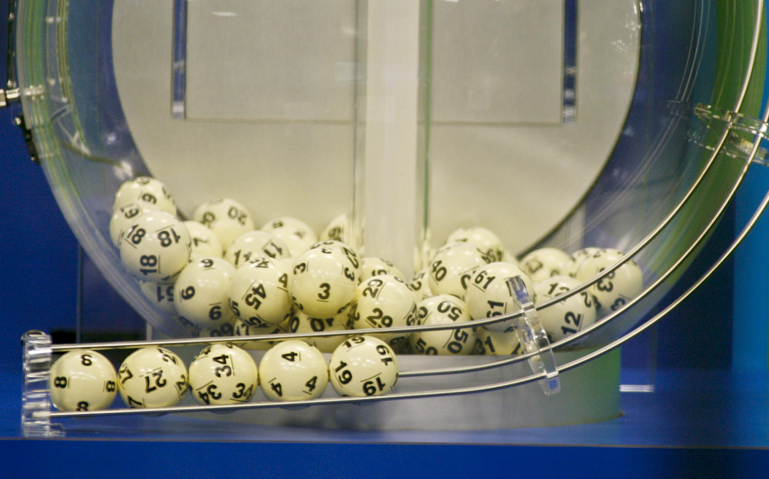 Who's willing to bet that state lotteries are free of