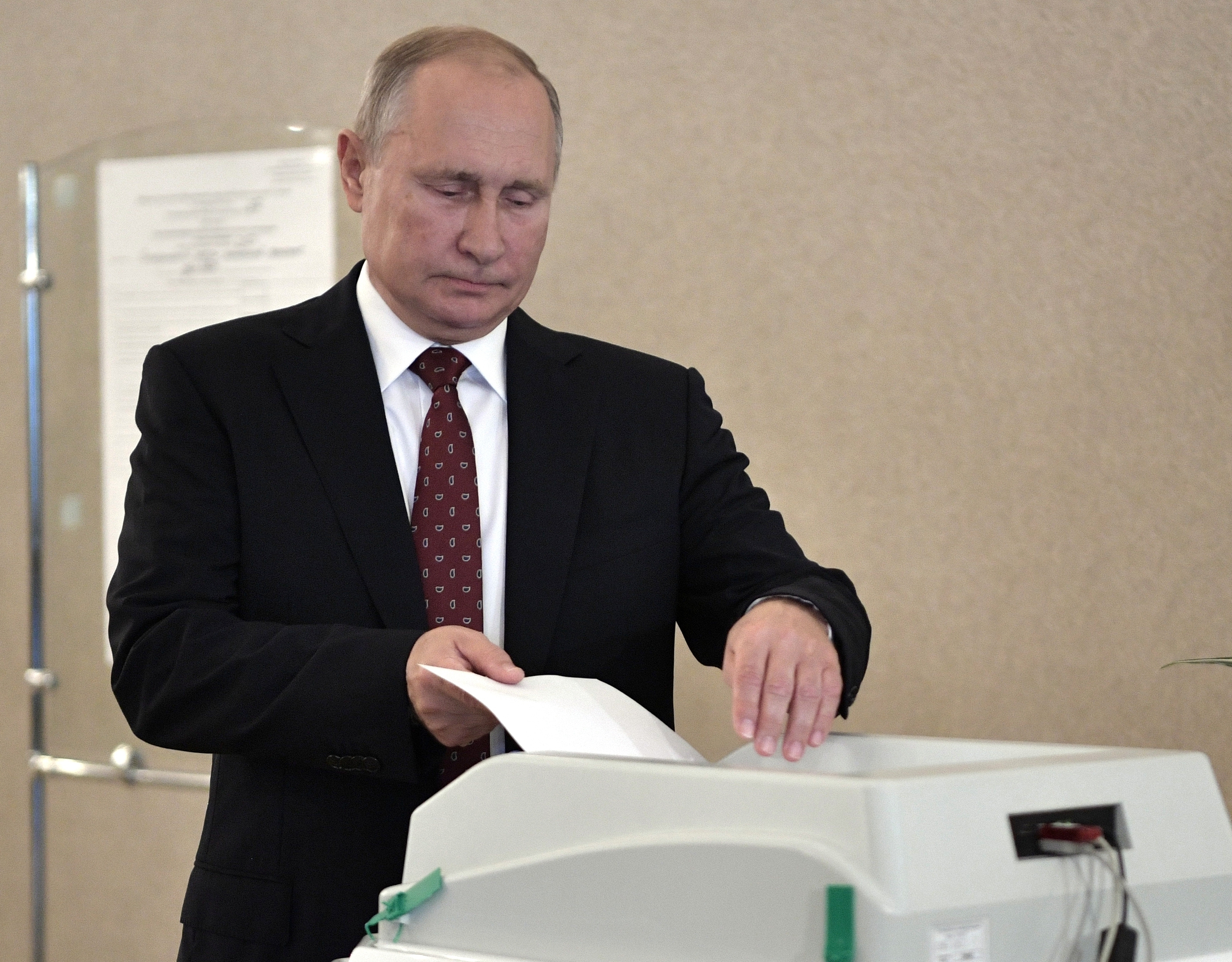 Vladimir Putin's stark warnings to Russians who defect to the West - The Washington Post