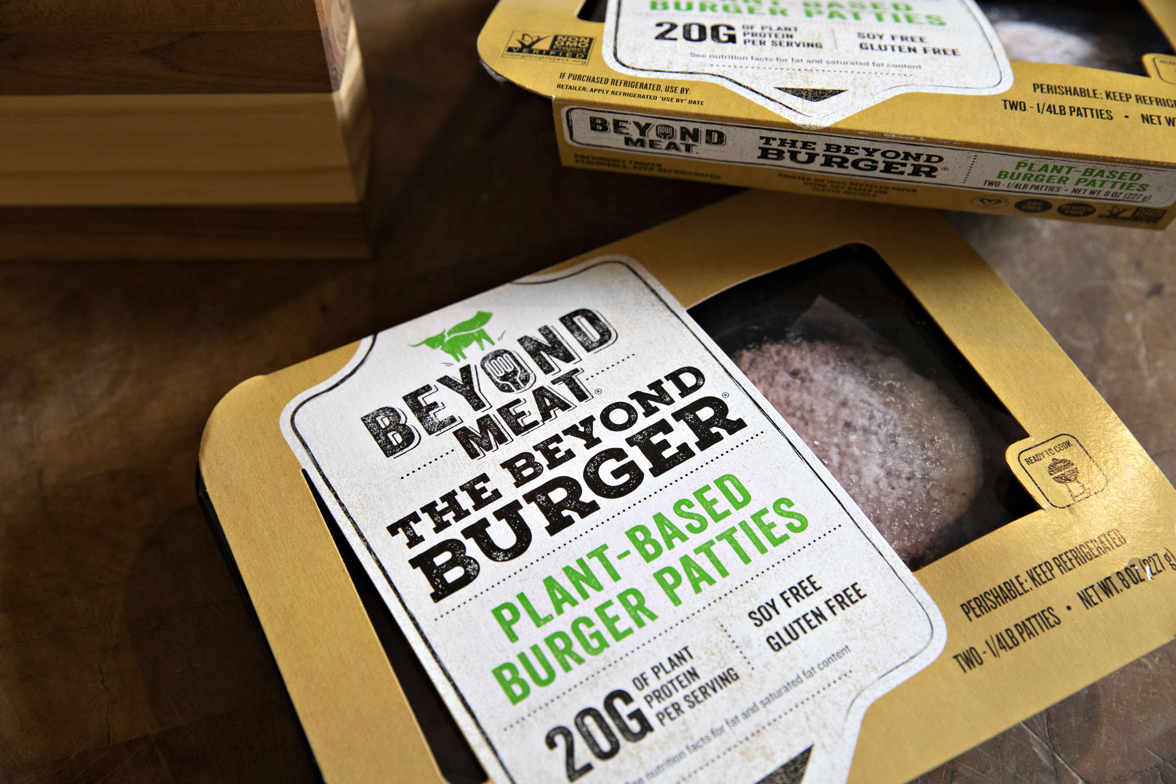 Beyond Meat IPO: plant-based beef maker surges 163 percent
