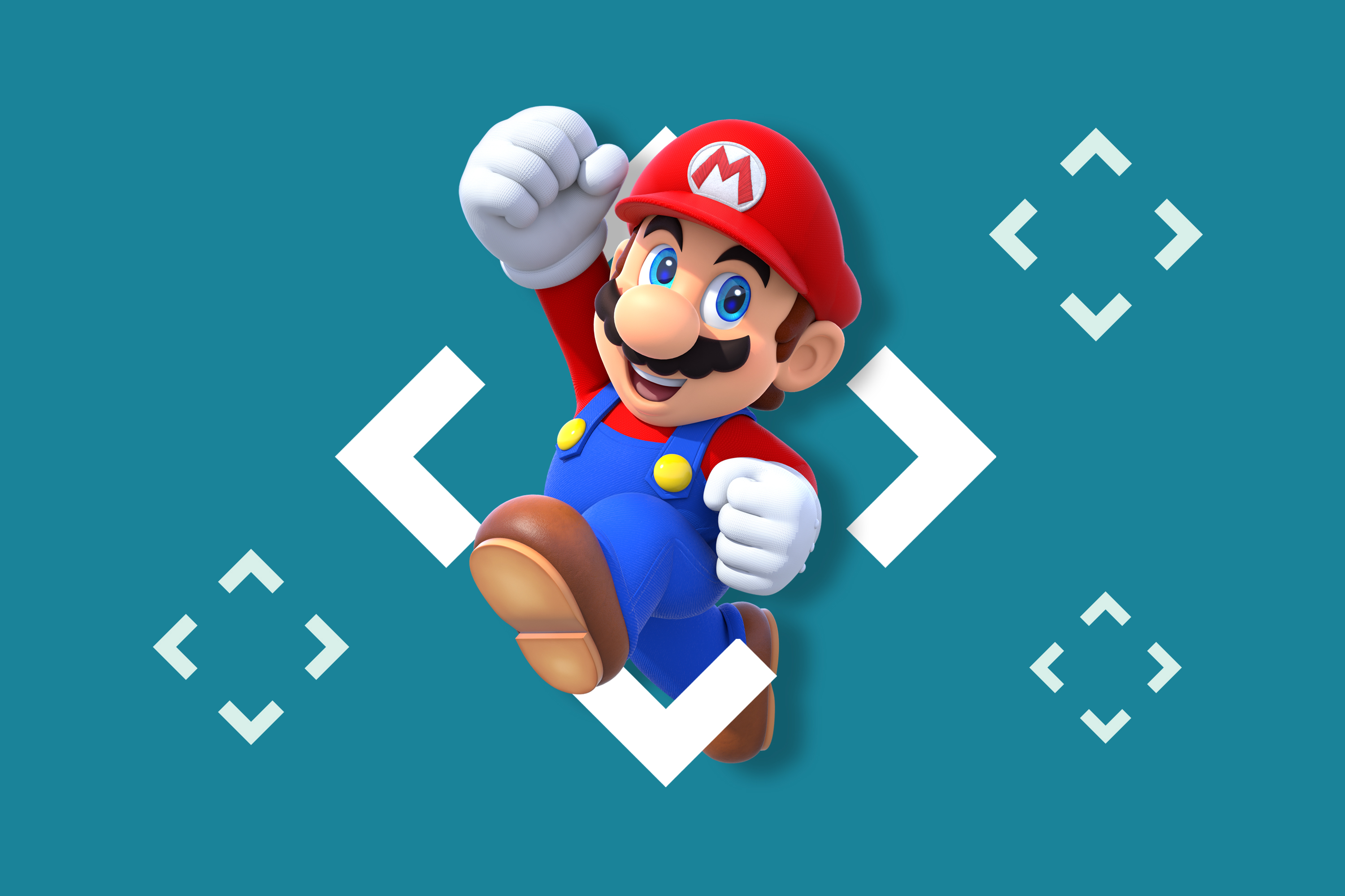 all mario characters with names and pictures