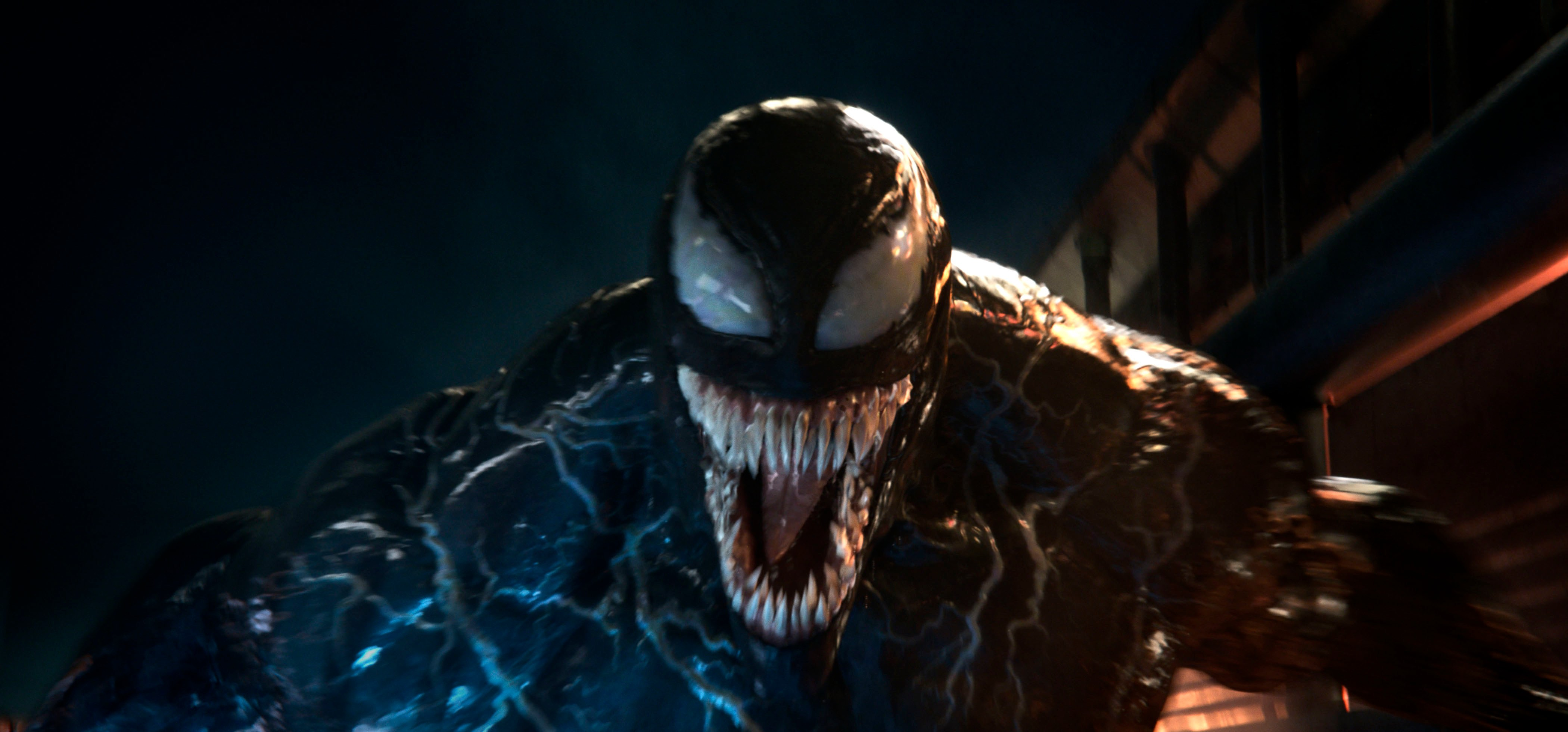 Venom' is a surprisingly funny guilty pleasure that will