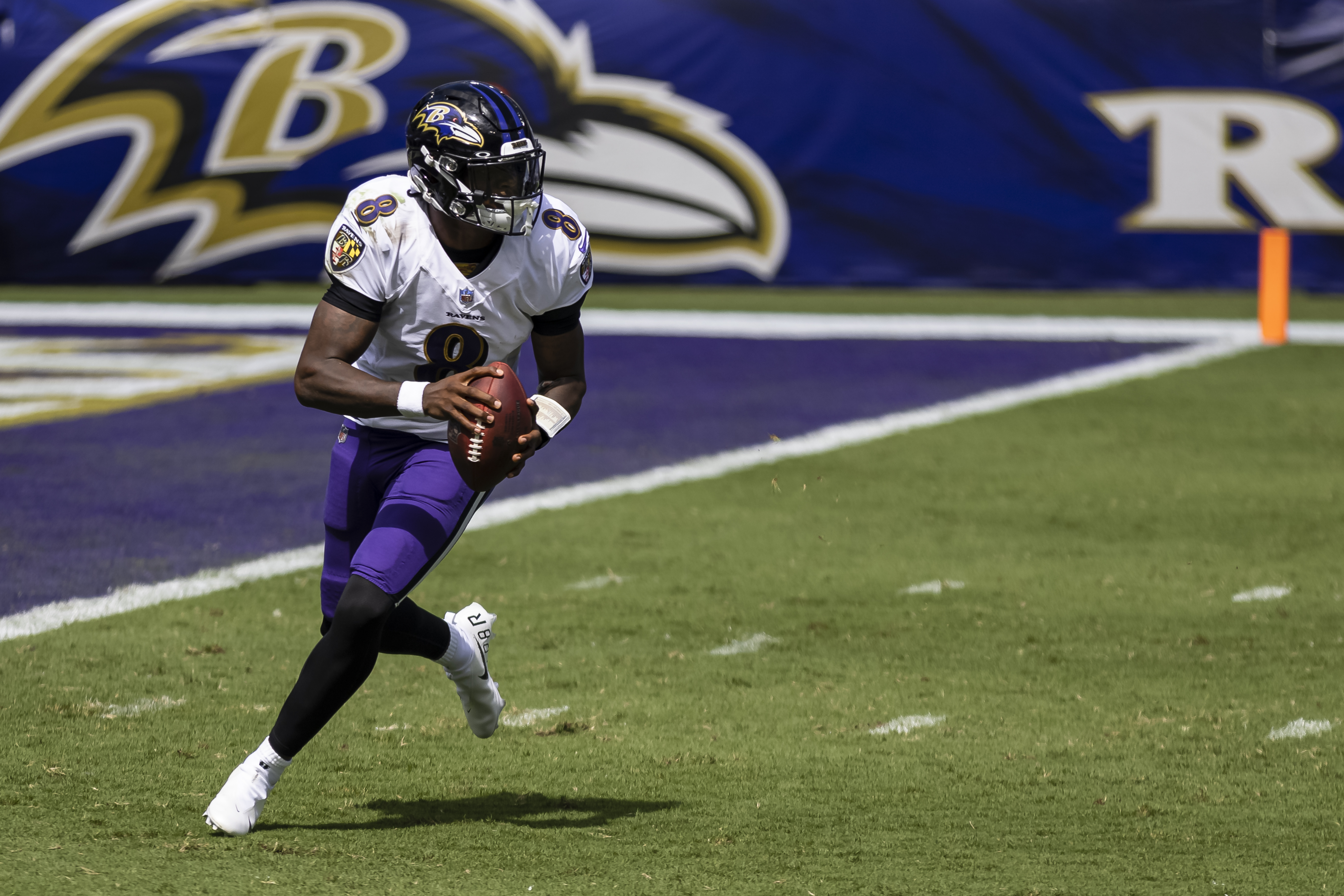 What To Know From Nfl Week 1 Lamar Jackson Got Better The Washington Post