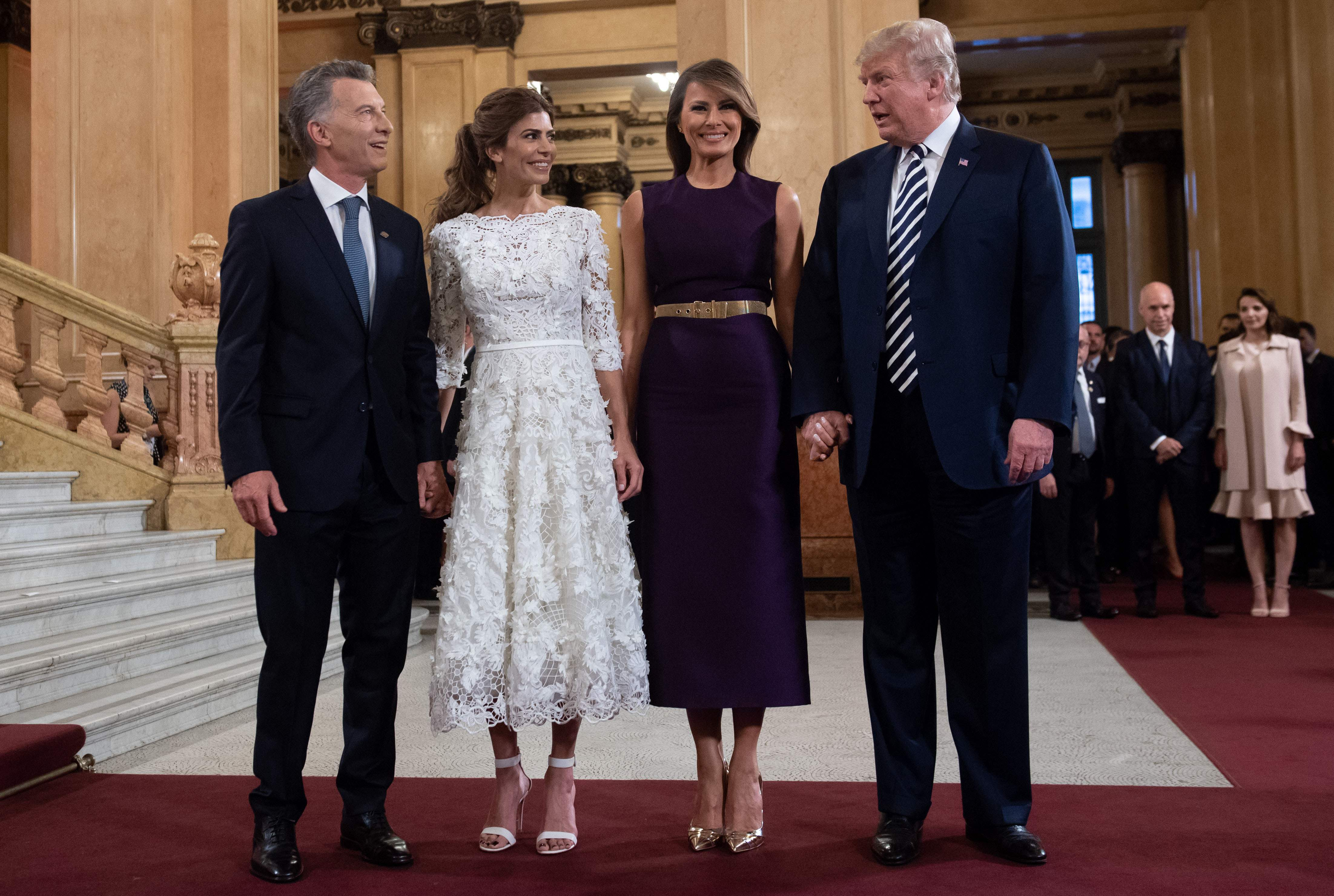 bf9fd5bea Melania Trump's outfit choices are more on the nose than off the cuff  during U.K. visit - The Washington Post