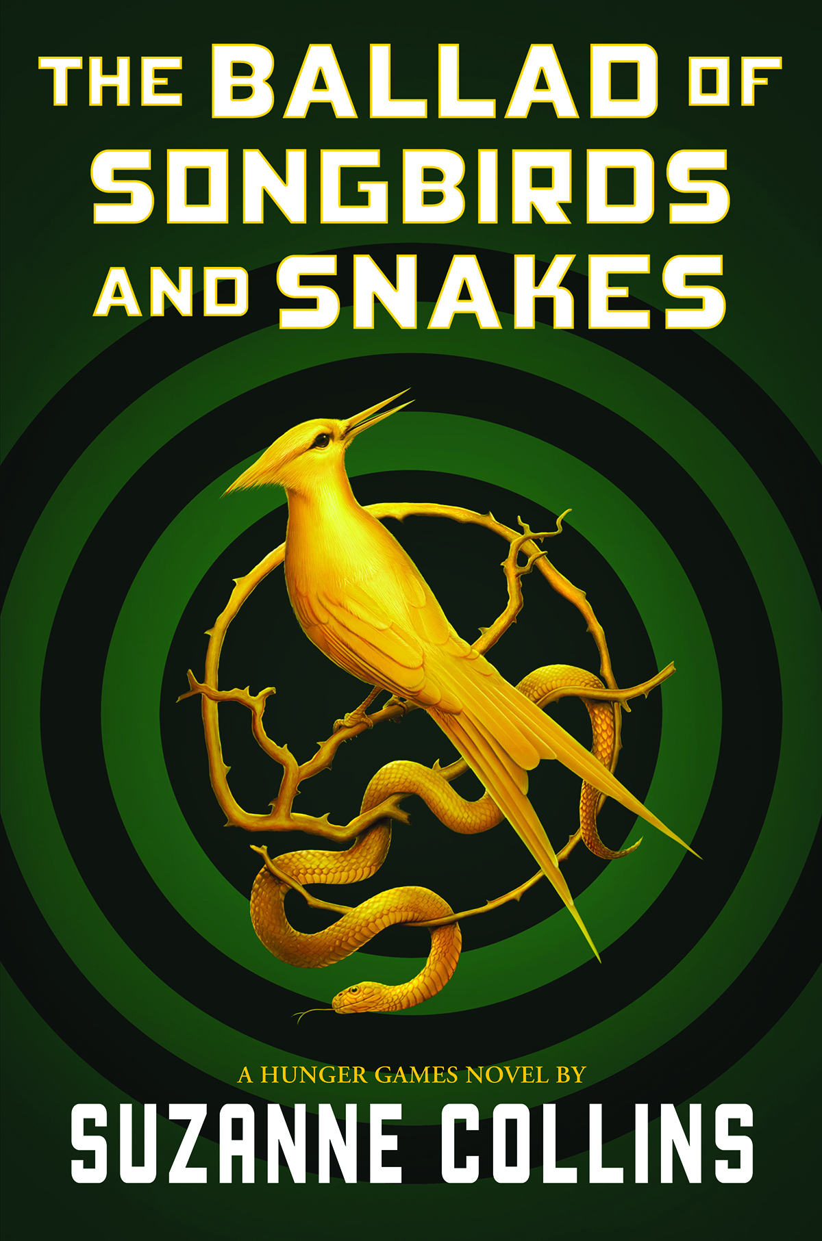 The Ballad of Songbirds and Snakes' by Suzanne Collins book review - The  Washington Post
