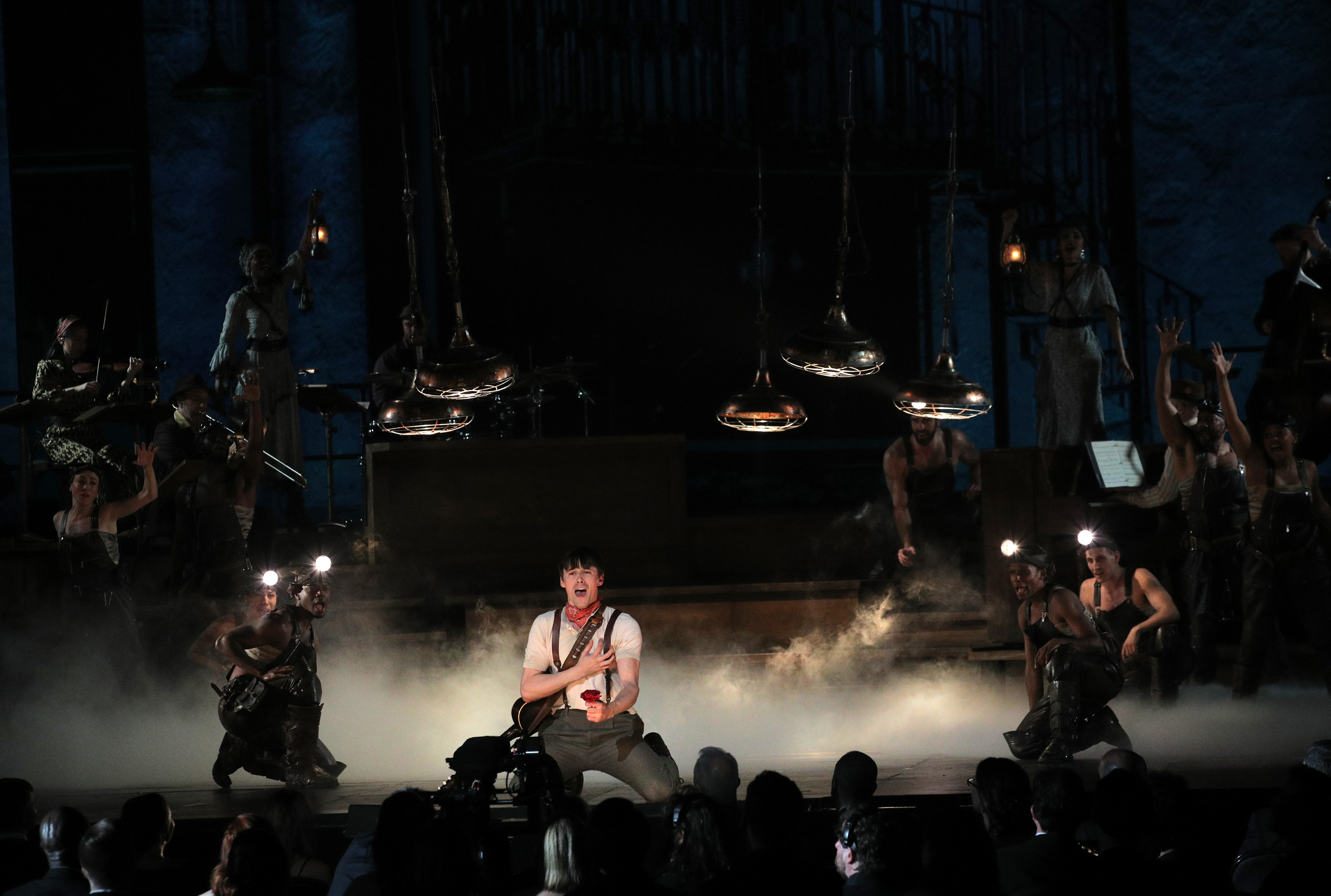 Tony Awards 2019: 'Hadestown' wins best musical, and 'The