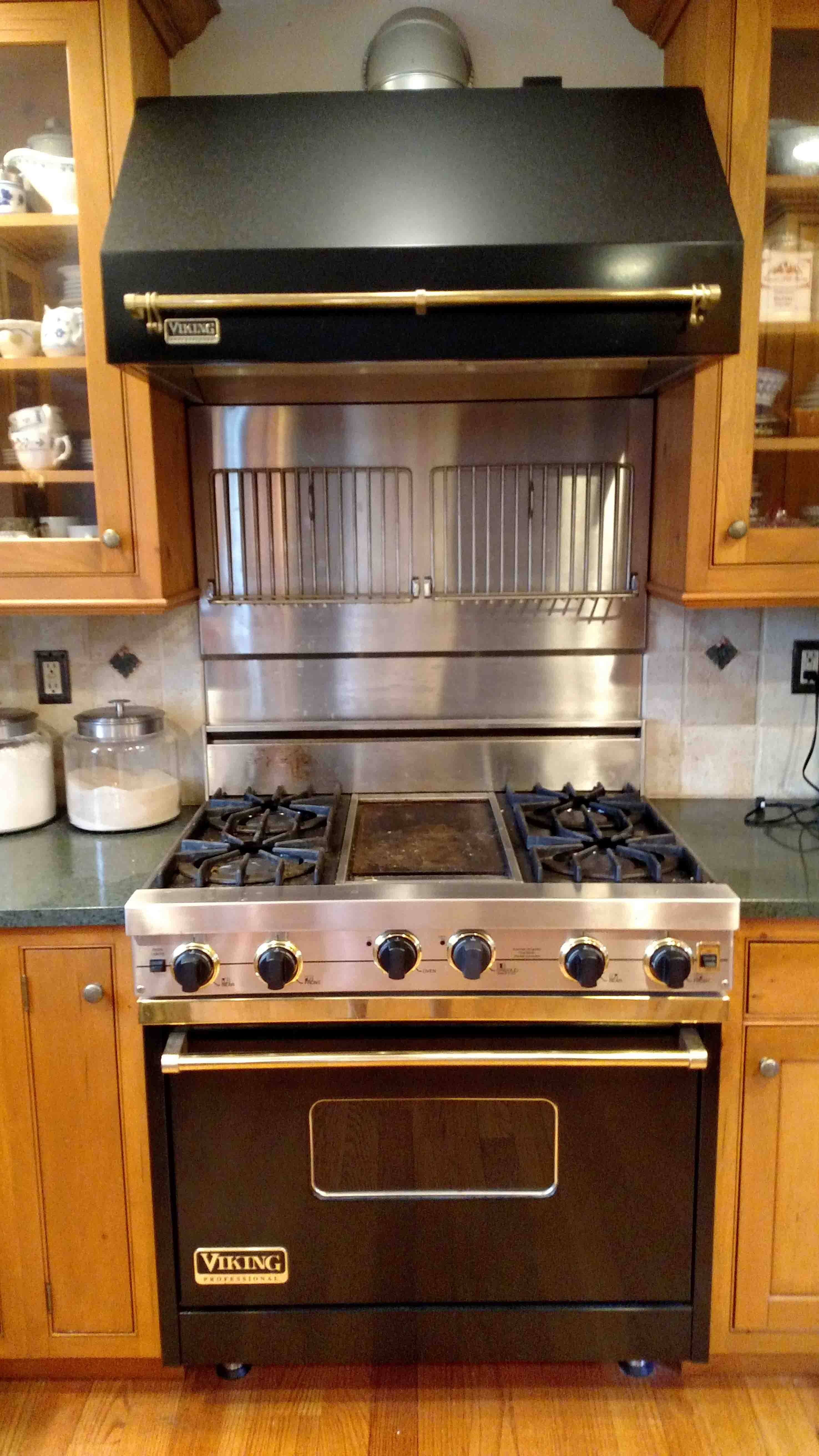 How To Restore An Older Oven And Cooktop To Like New Condition The Washington Post