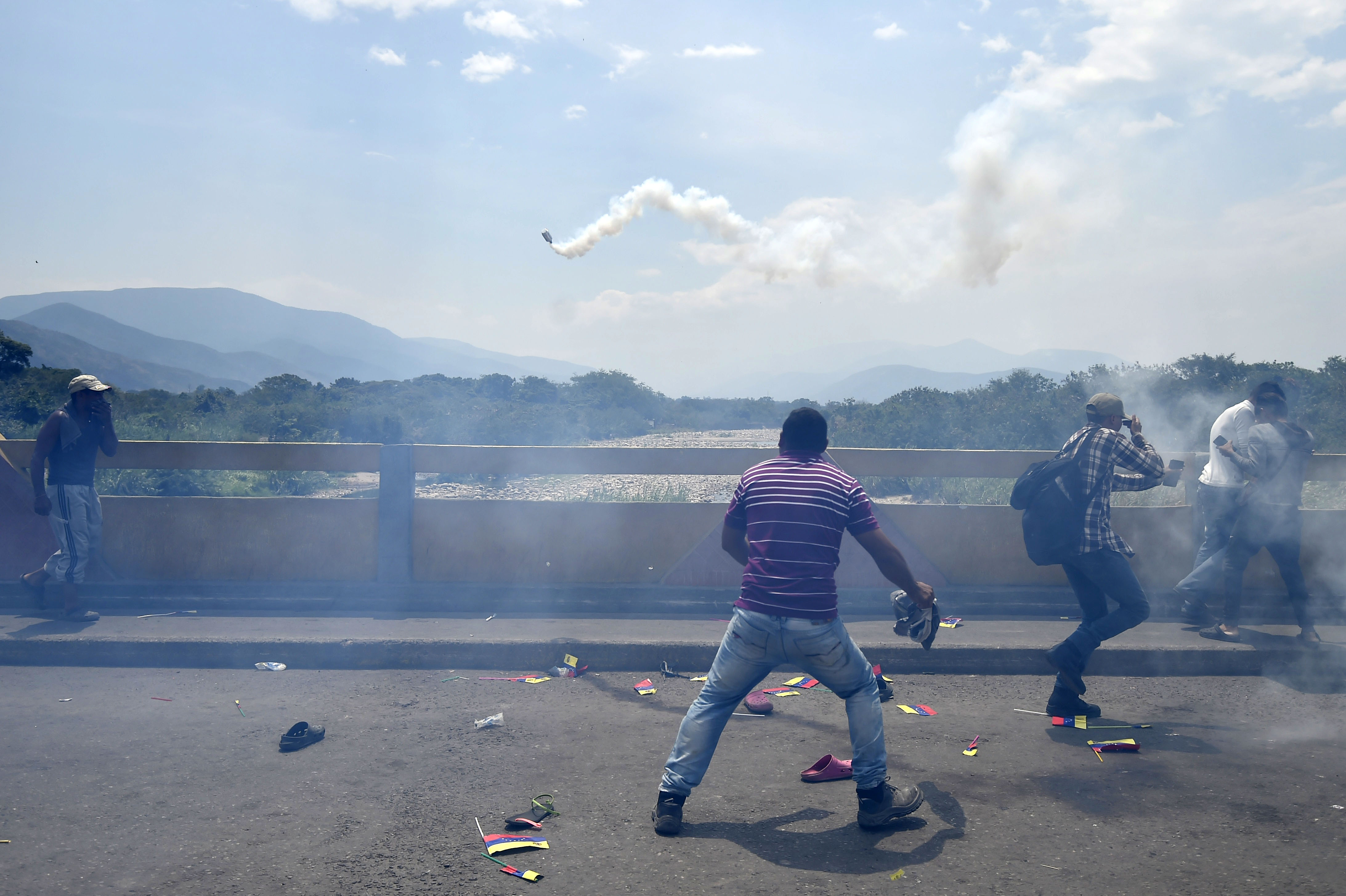 How the Venezuela crisis is unfolding, in images - The Washington Post