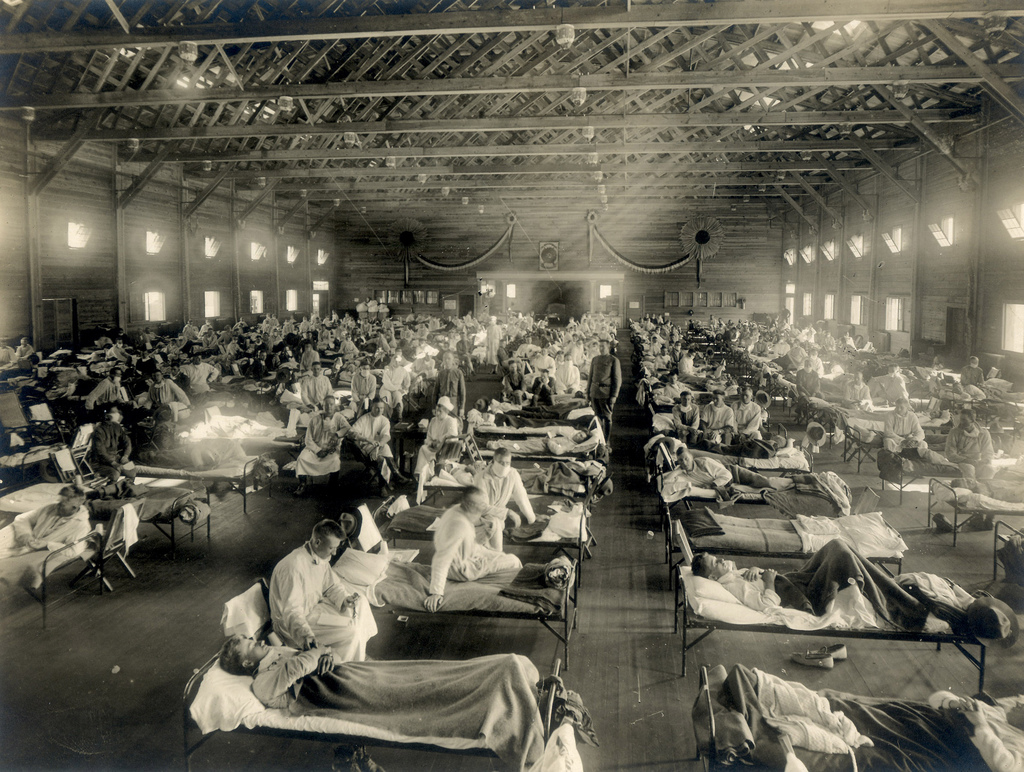 Image result for influenza 1918