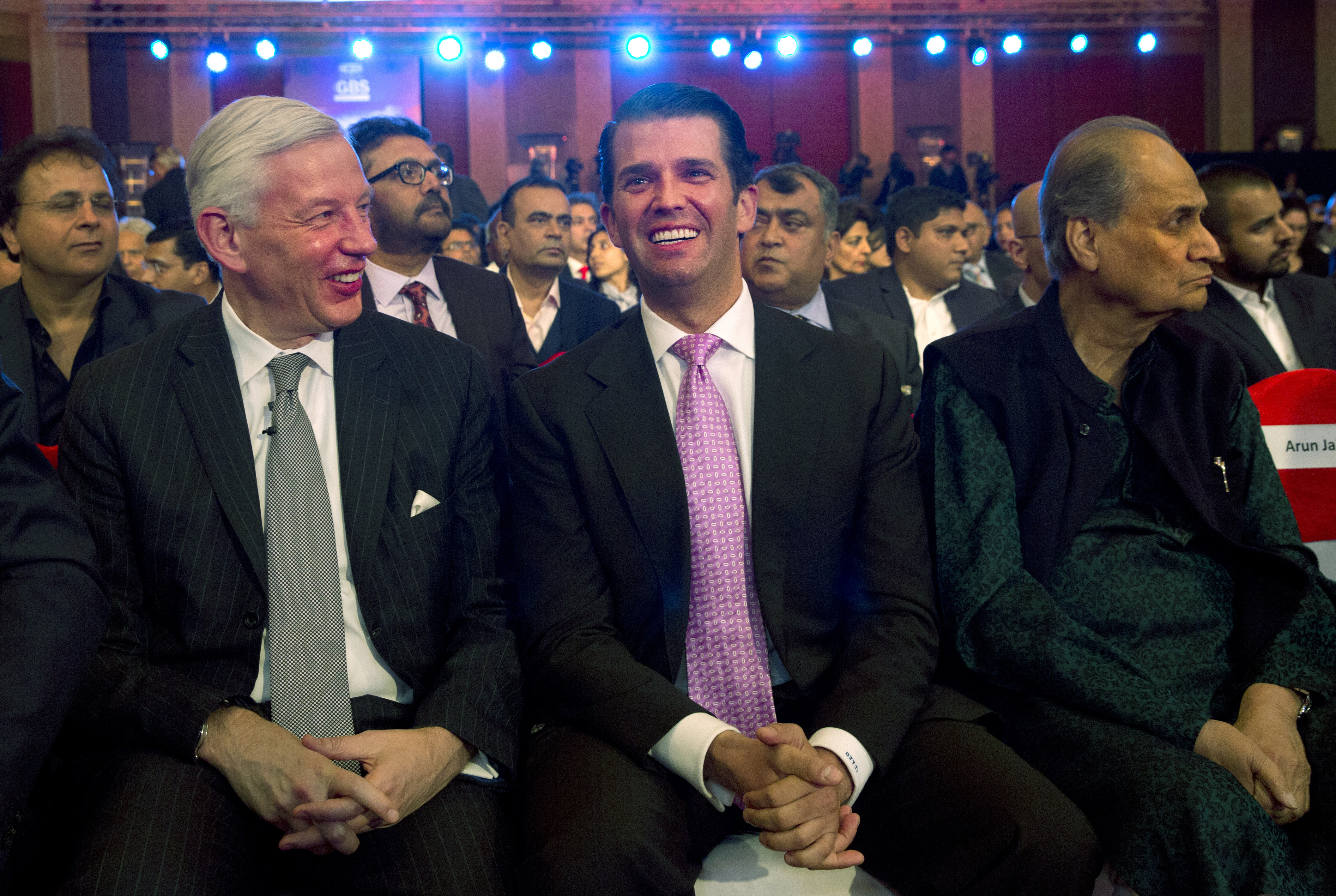 washingtonpost.com - Annie Gowen - Taxpayers' cost for Trump Jr.'s business trip to India nearly $100K, documents show