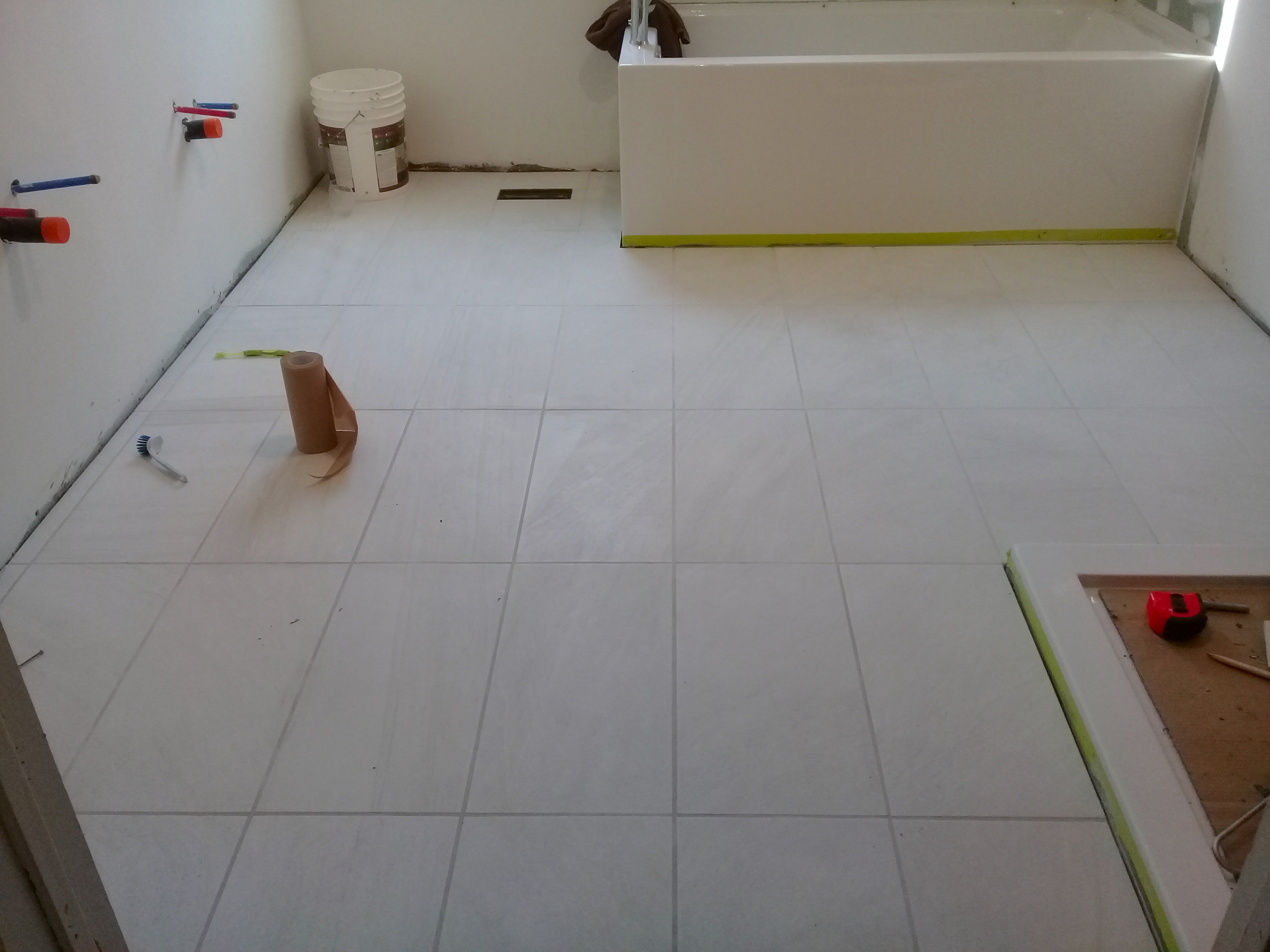 How To Ensure Your Grout Is The Color You Want The Washington Post