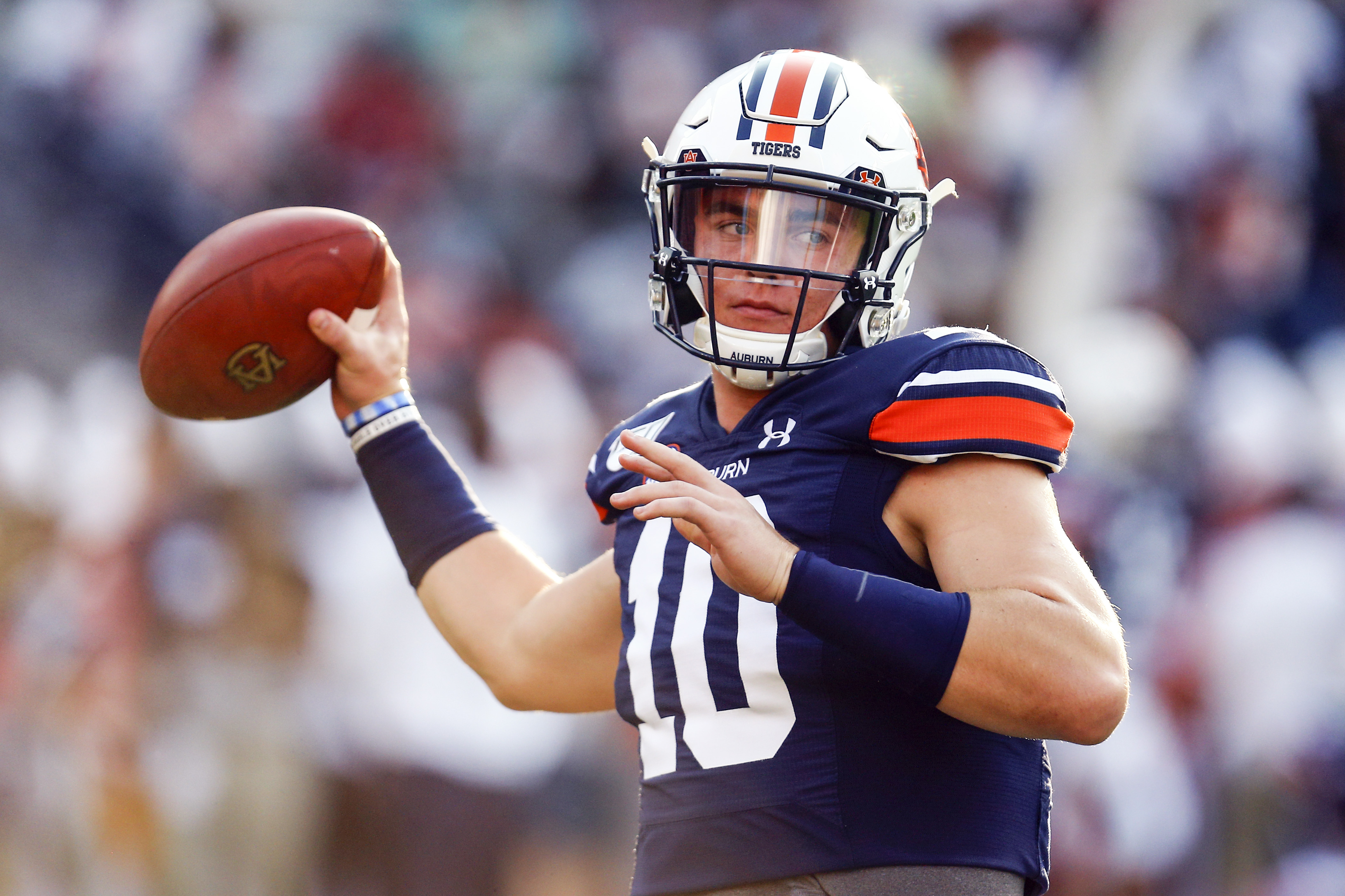 Auburn Deserves To Be No In College Football Rankings The Washington Post