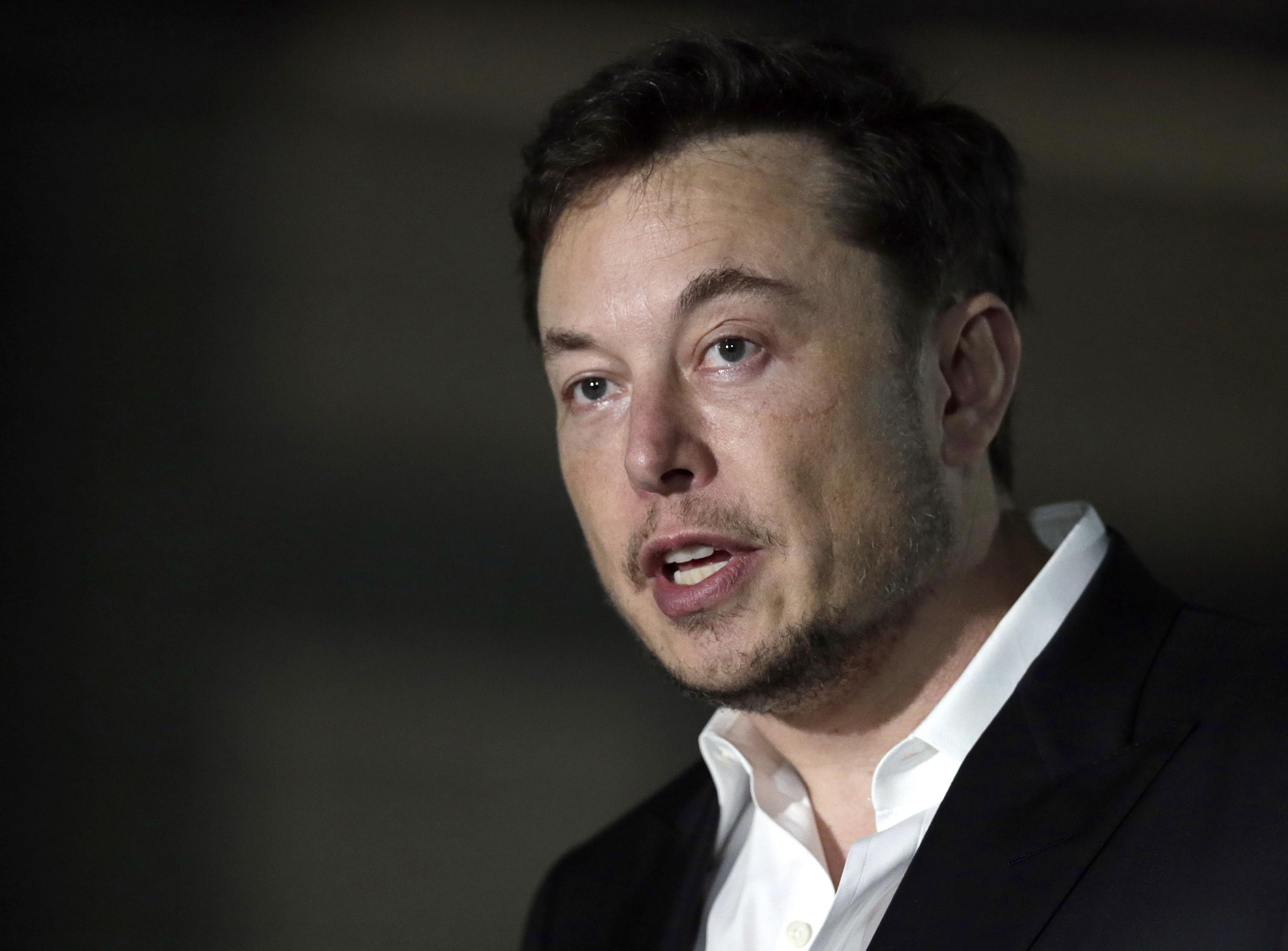 washingtonpost.com - Christine Emba - We're finally getting sick of the Elon Musks of the world