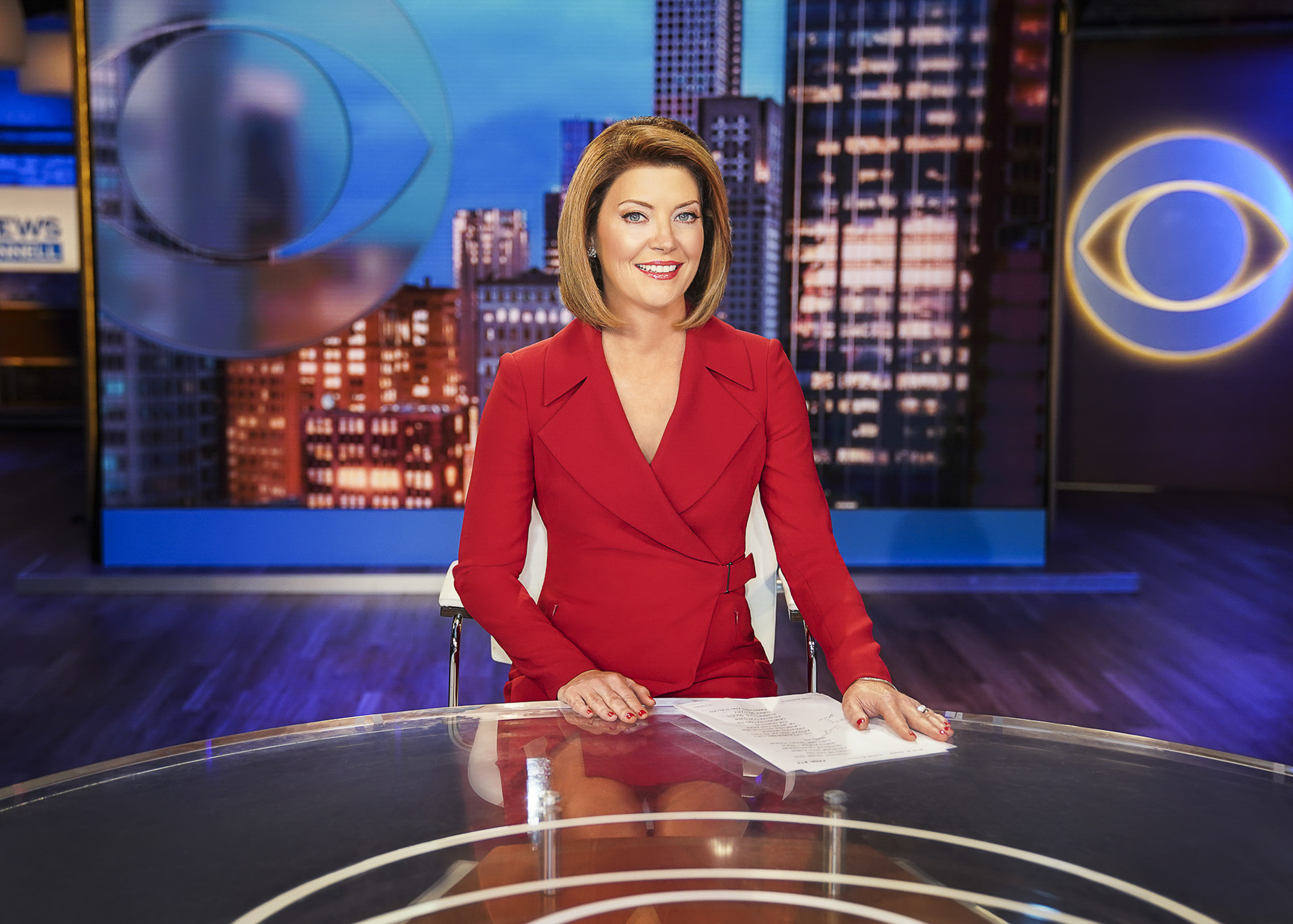 What Self Care Means To Cbs Evening News Anchor Norah O Donnell The Washington Post