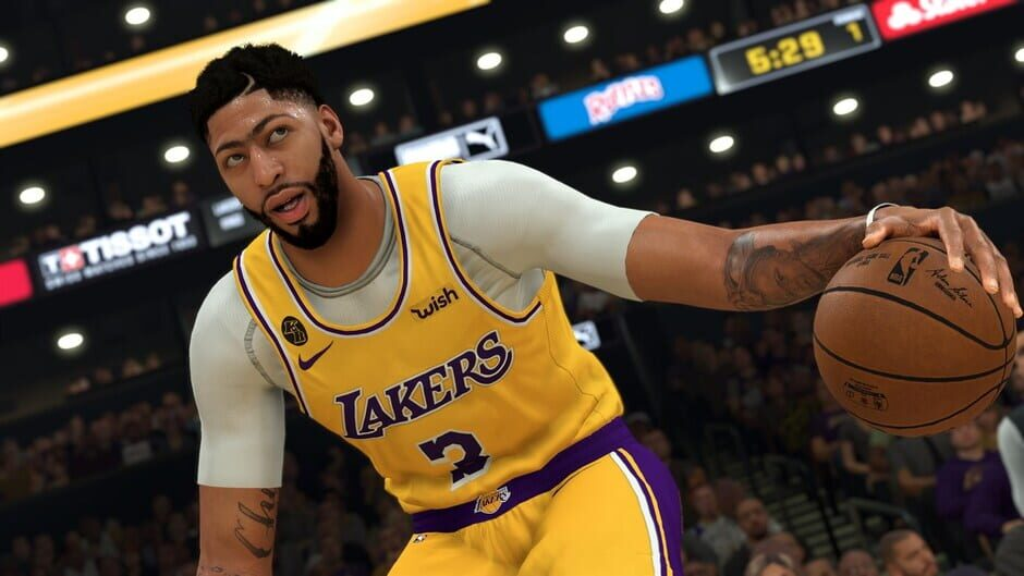 Nba 2k21 Review Even Fewer Reasons To Spend On The Latest Game The Washington Post