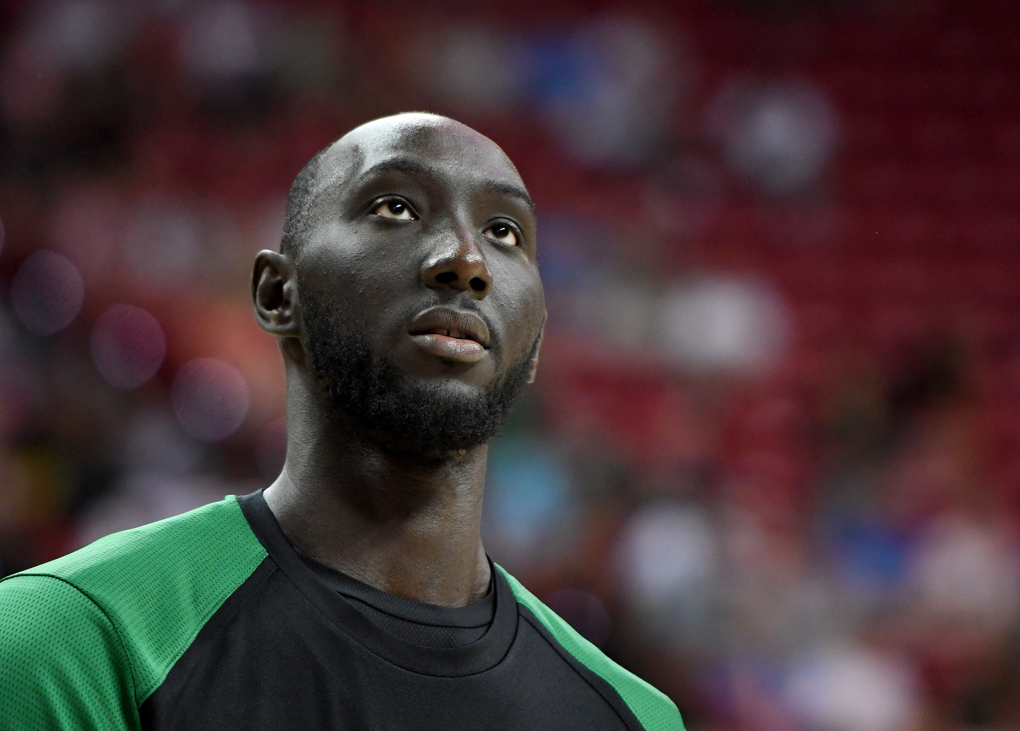 Tacko Fall, the NBA's tallest player, loves Dragon Ball Z