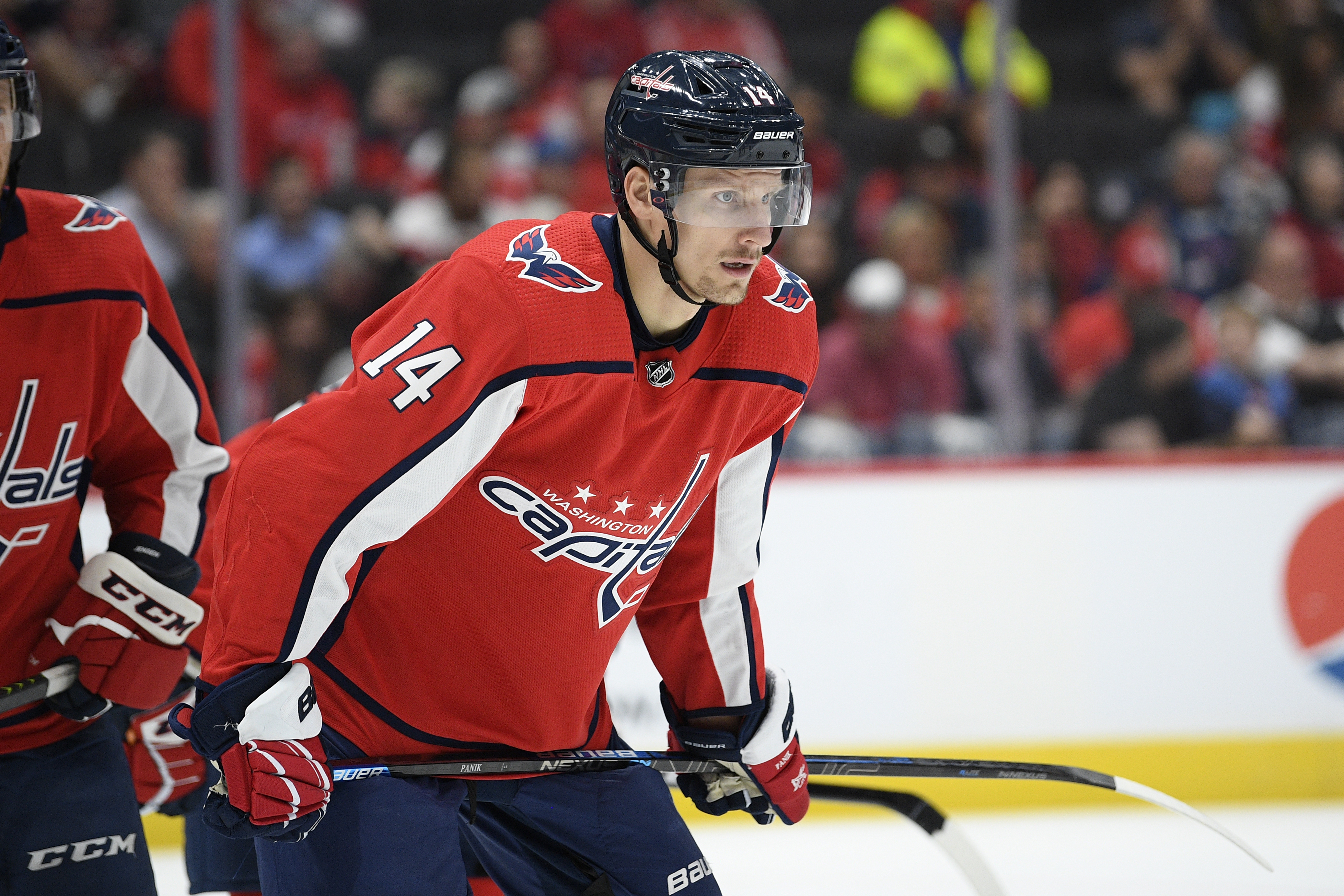 Richard Panik will return to Capitals lineup after missing 10 games - The  Washington Post