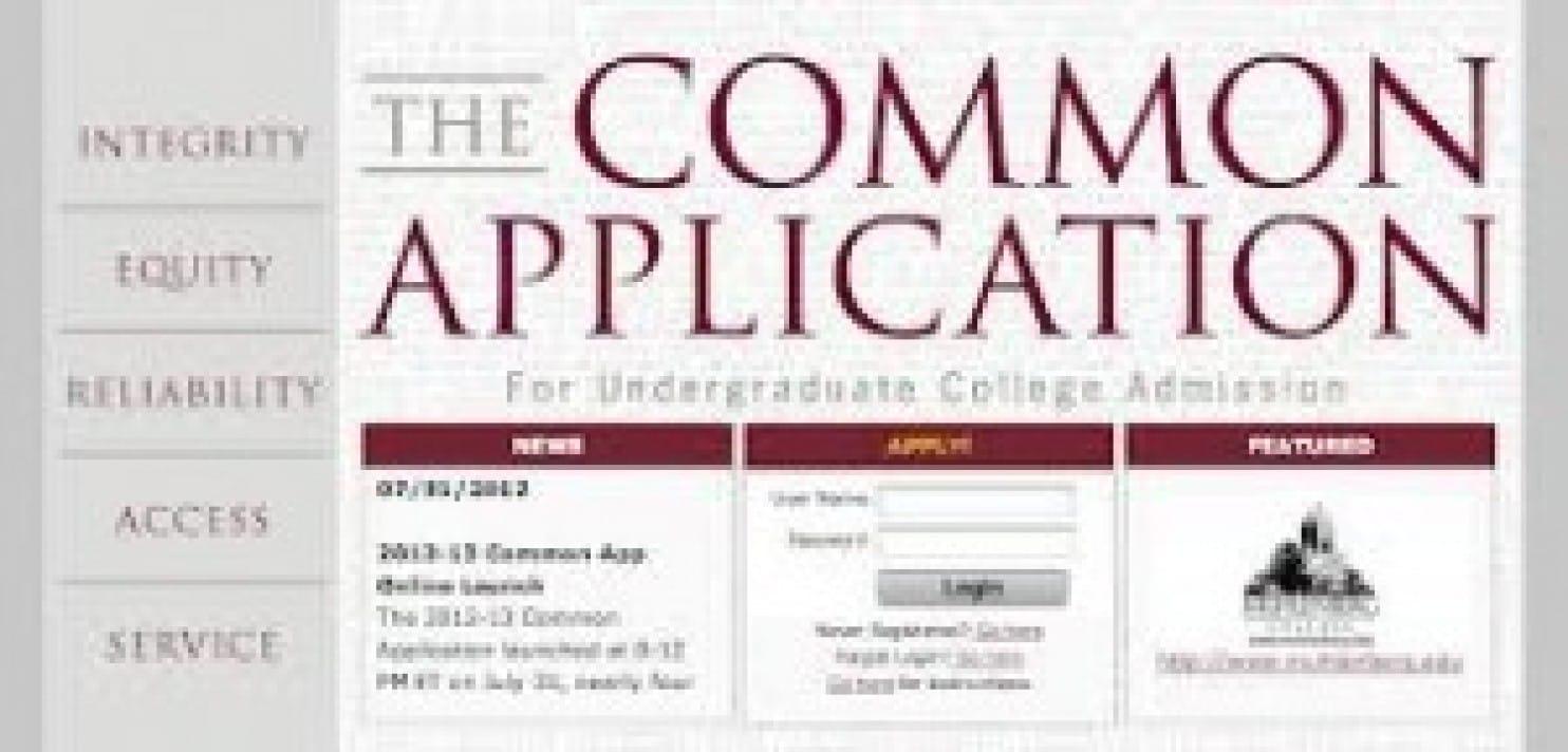 Application common