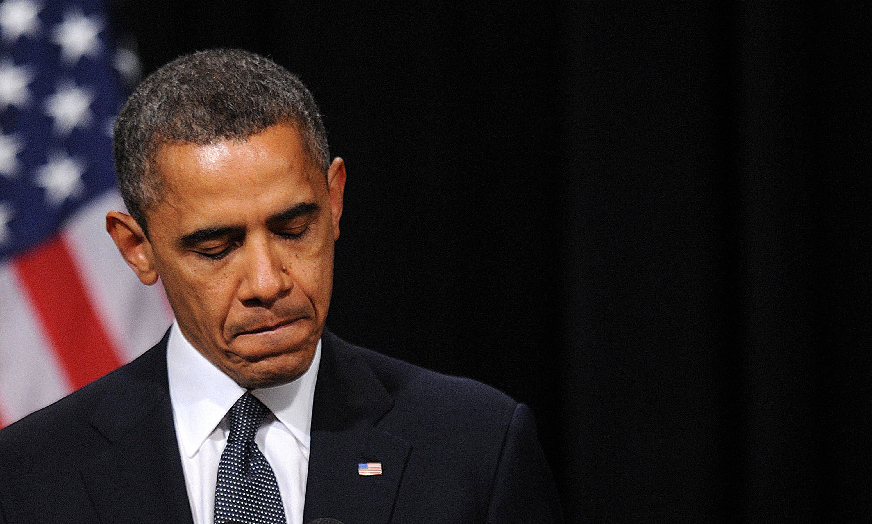 President Obama's sad view of America - The Washington Post