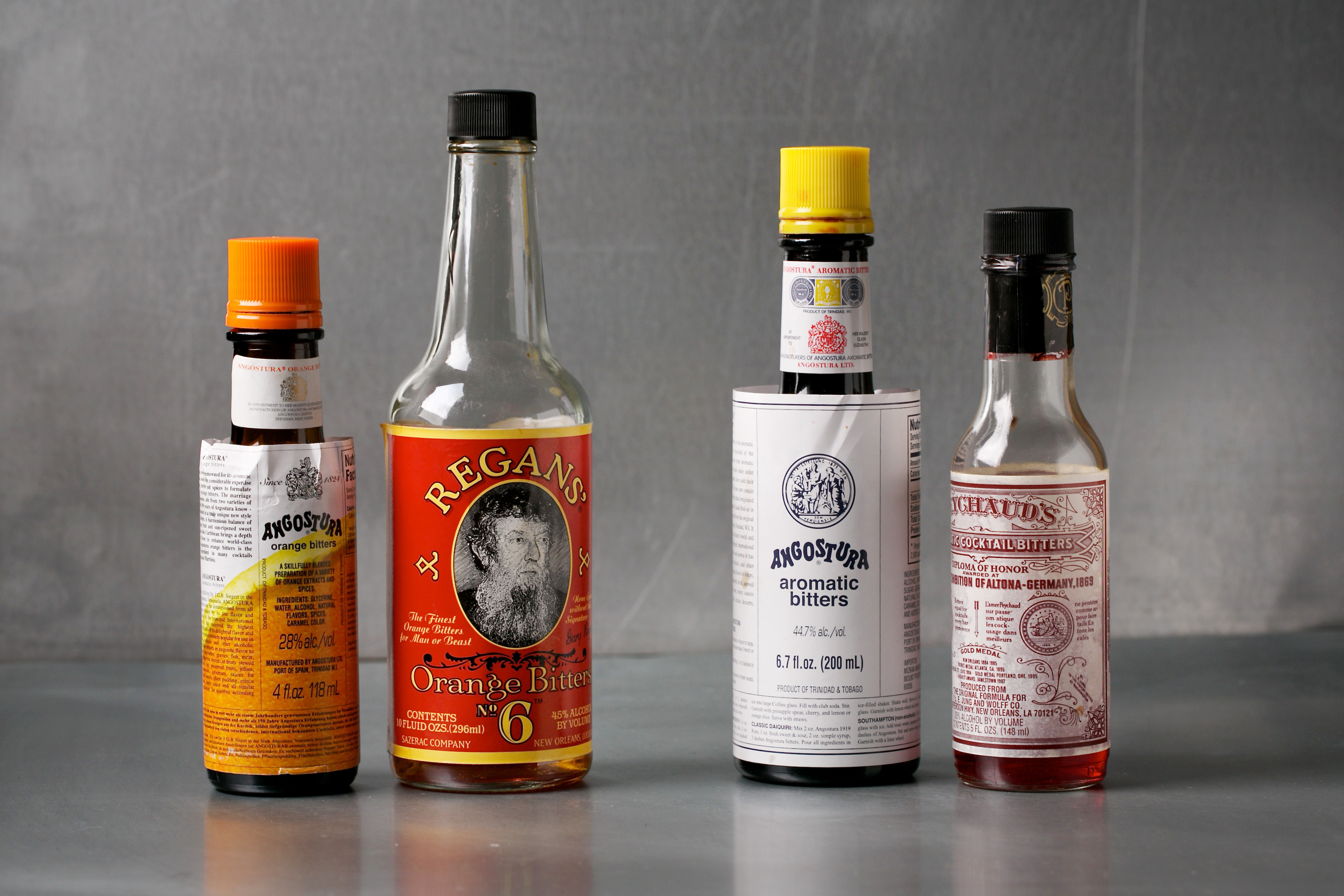 Bitters make drinks better  But which ones do you need to