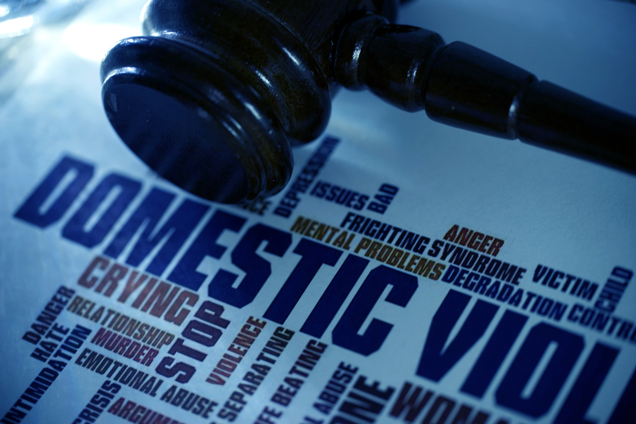 what does the bible say about domestic abuse