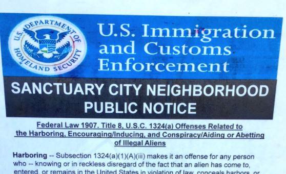 aiding and abetting illegal aliens california