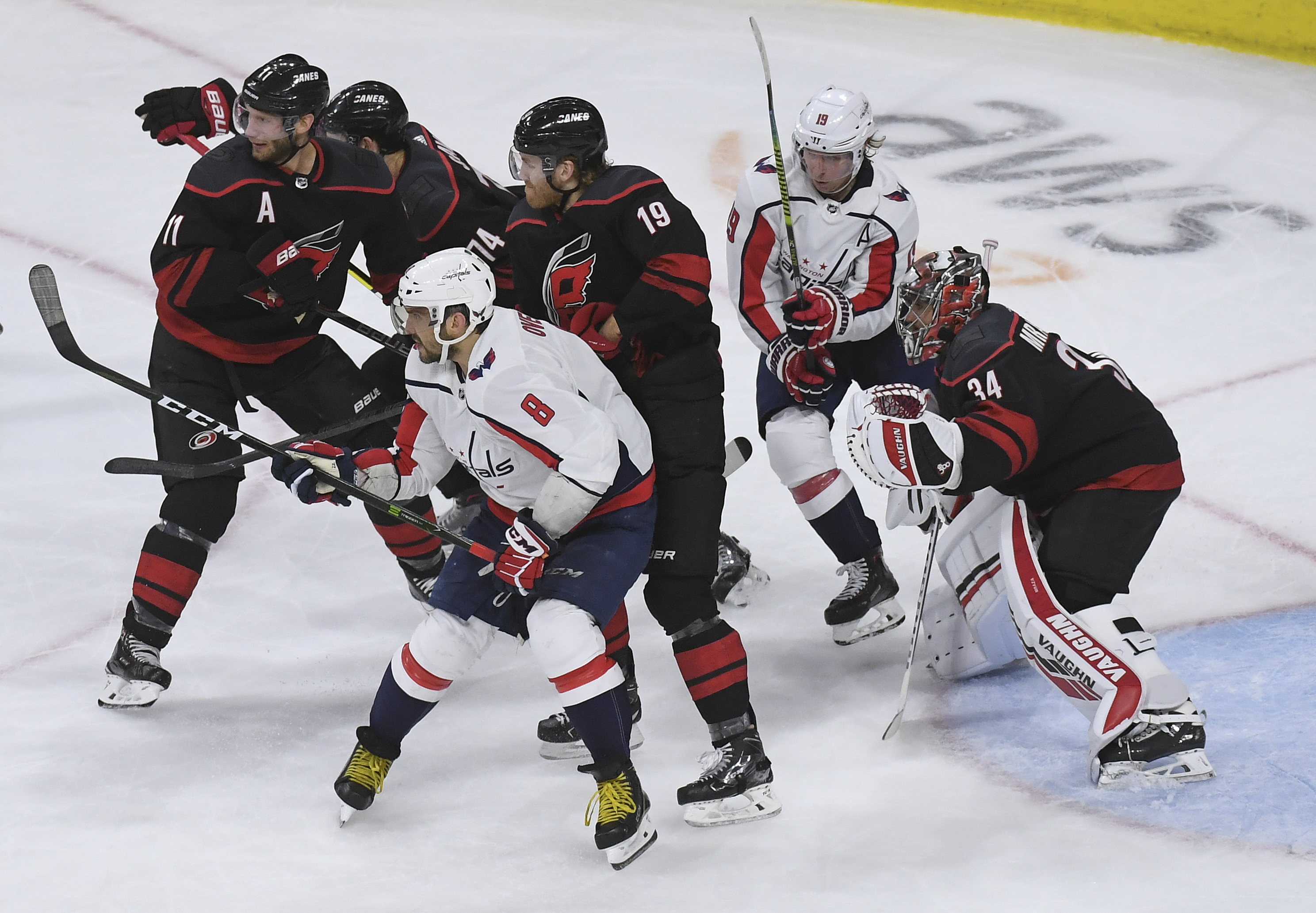 Postseason Savvy Keeps Capitals From Pressing The Panic Button After Game 3 Drubbing