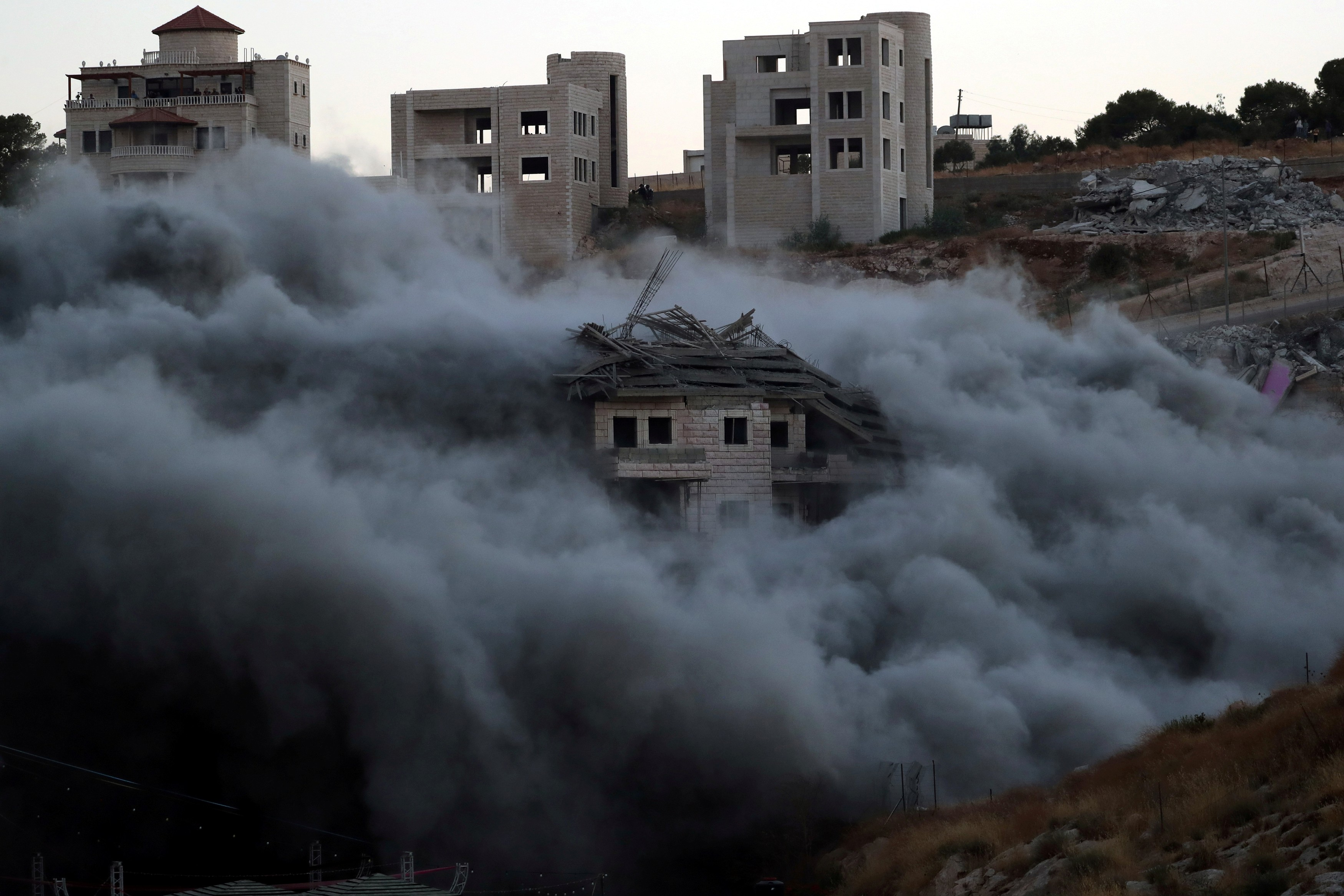 International agencies call Israeli demolition of Palestinian homes illegal - The Washington Post
