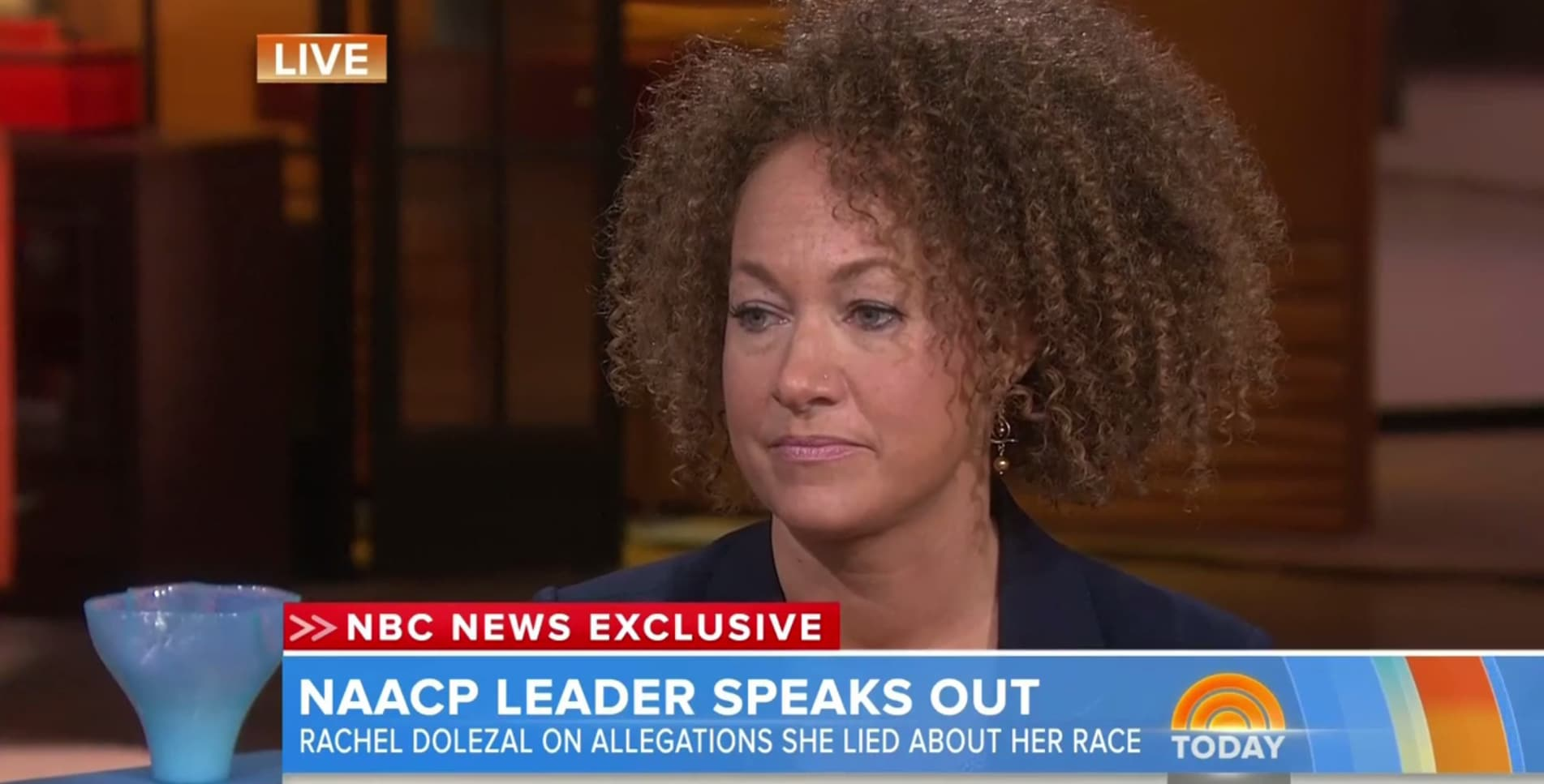 Rachel Dolezal, ex-NAACP leader: 'Nothing about being white describes who I am' - The Washington Post