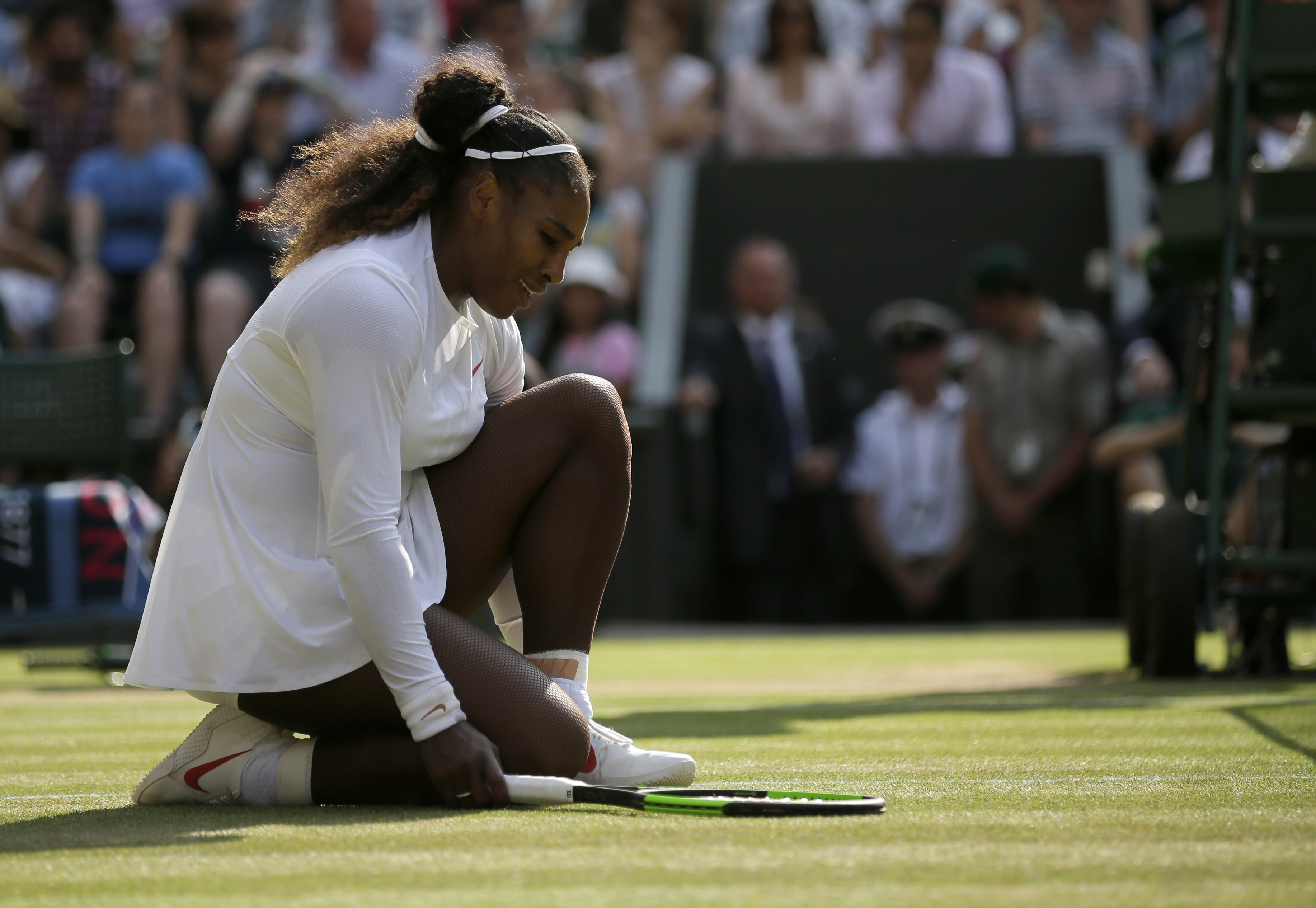 Serena Williams may be singled out for drug testing  The