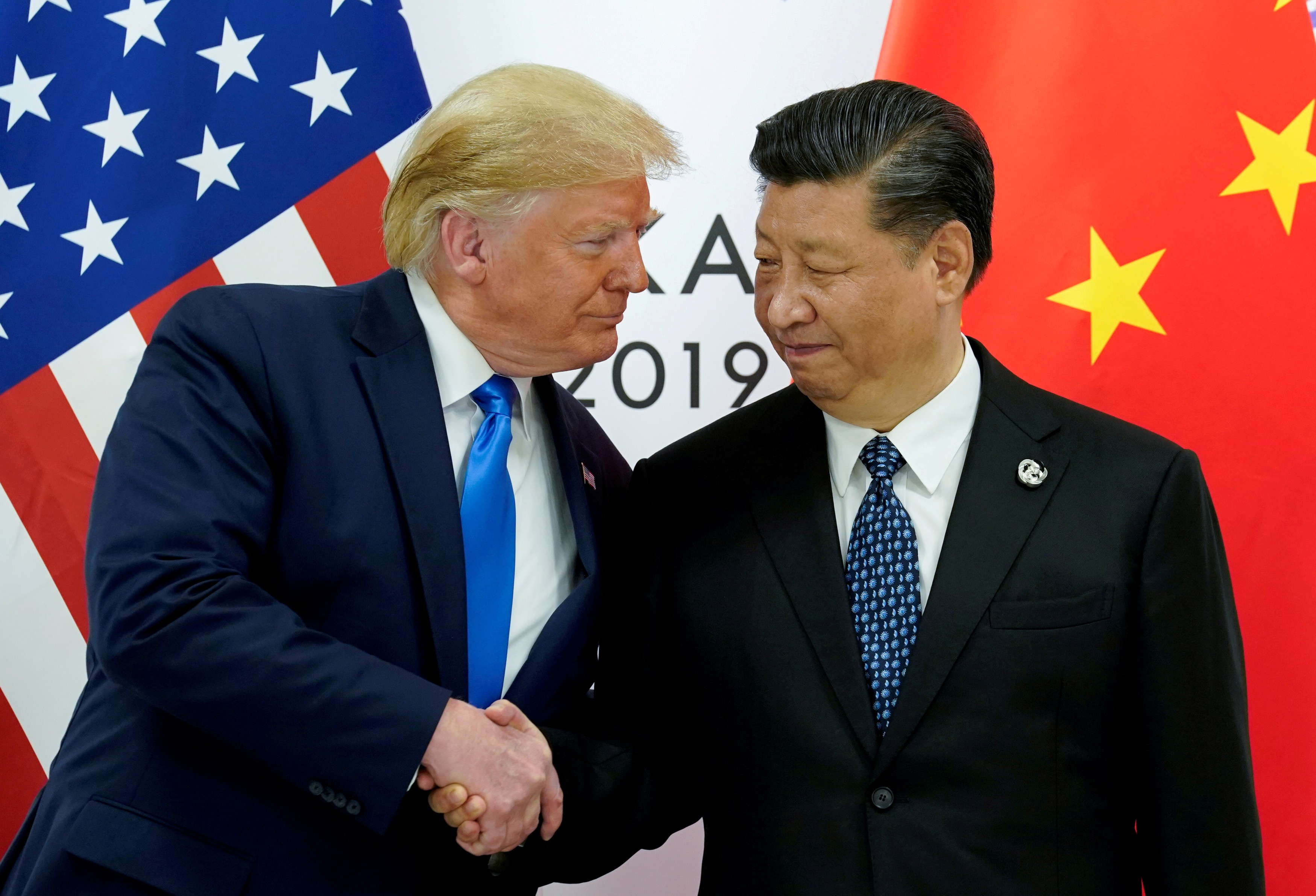 Trump signs off on deal to ease China trade war - The Washington Post