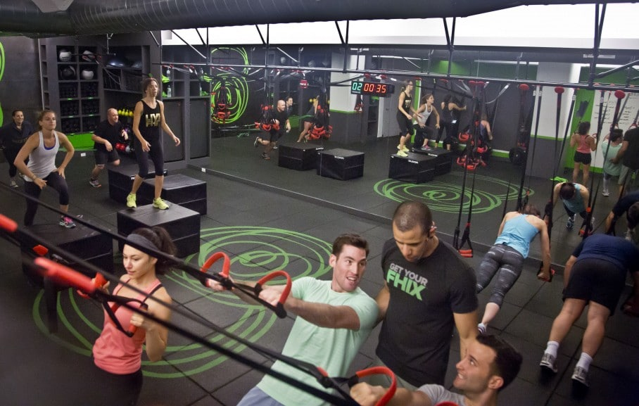 How A Gym That Serves Free Pizza Climbed To The Top Of American Fitness The Washington Post