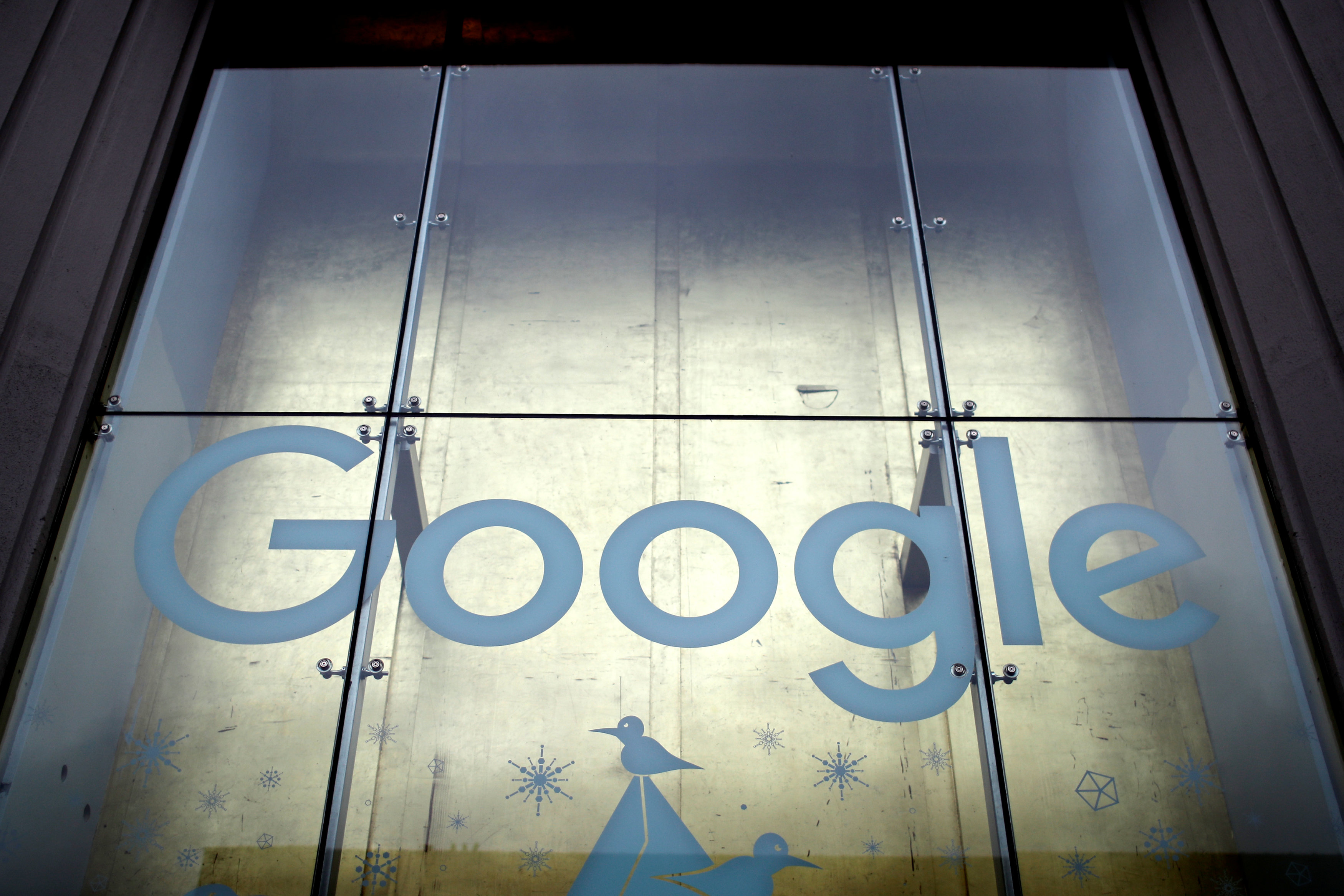 France fines Google nearly $57 million for first major