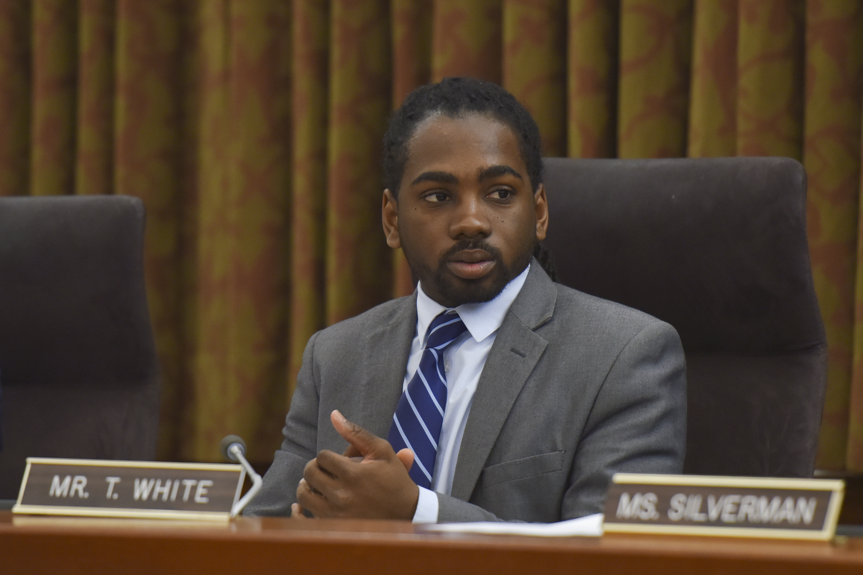 D C  Council member reacts to unexpected snowfall with conspiracy theory