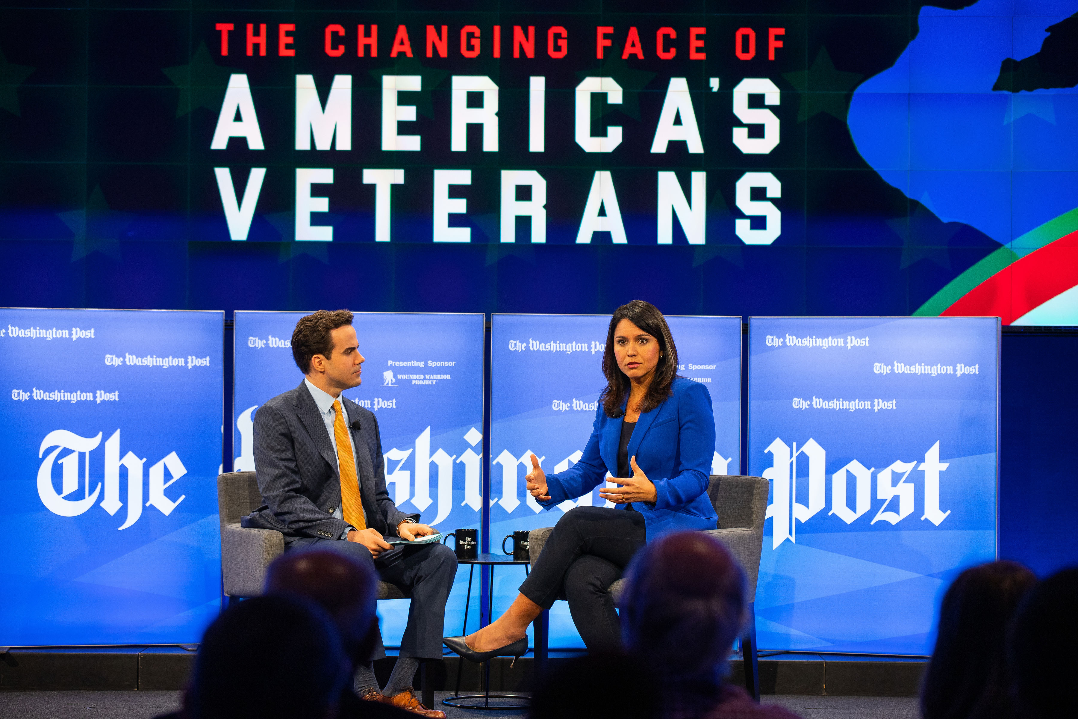 Transcript: The Changing Face of America's Veterans - The