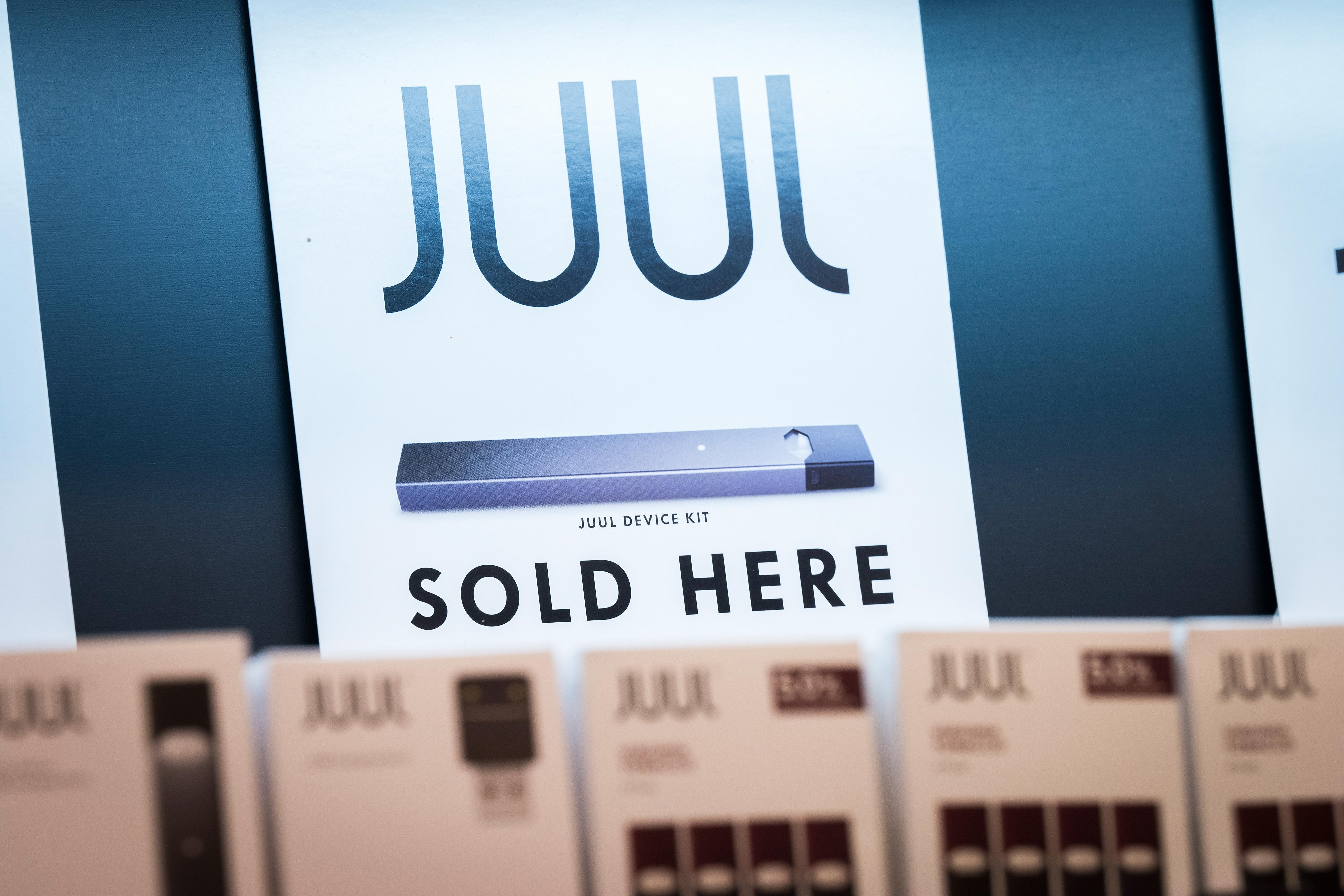 Teens addicted to Juul: Doctors, parents and schools grapple