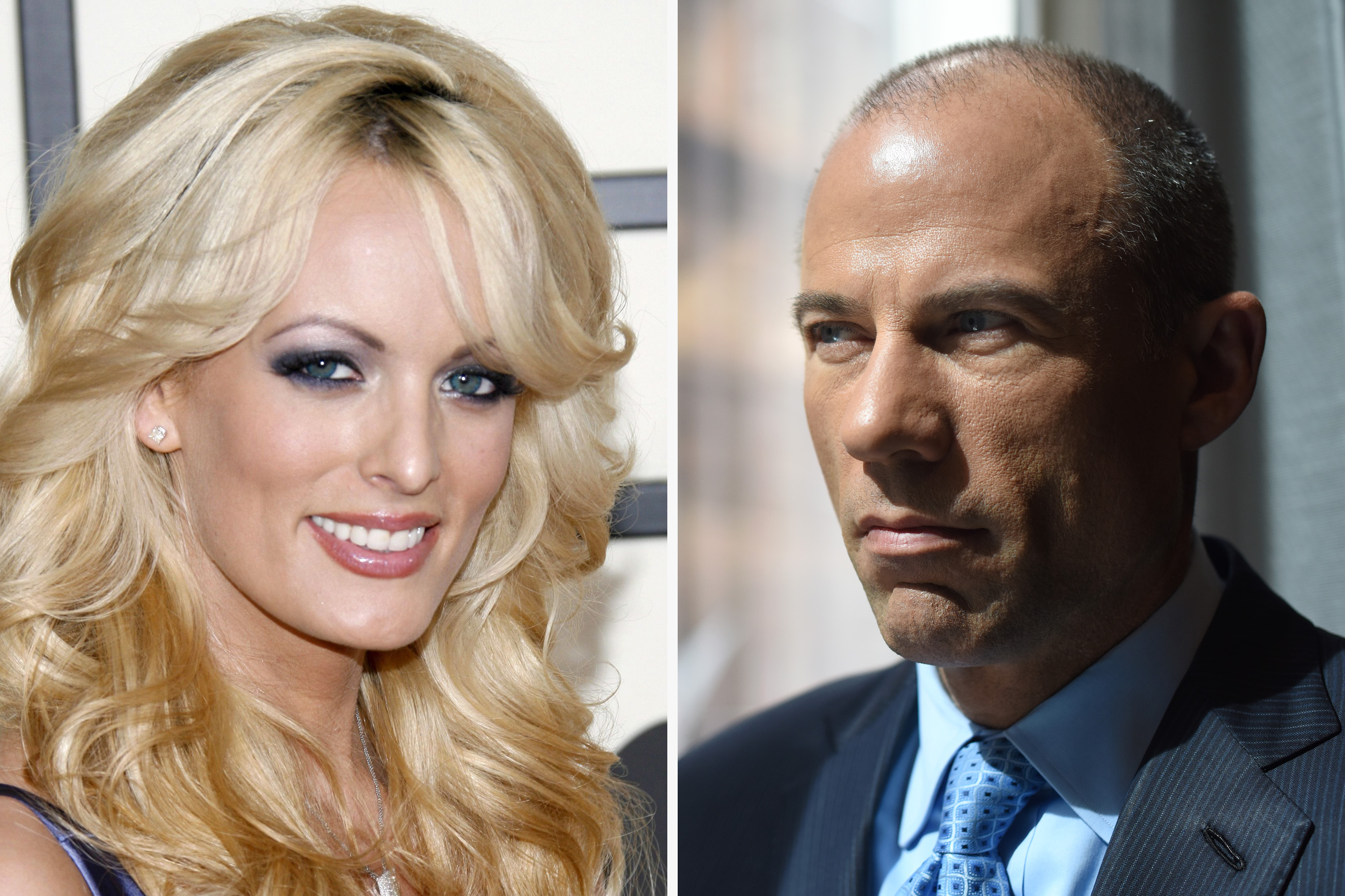 Stormy Daniels's lawyer pushes to depose Trump and says