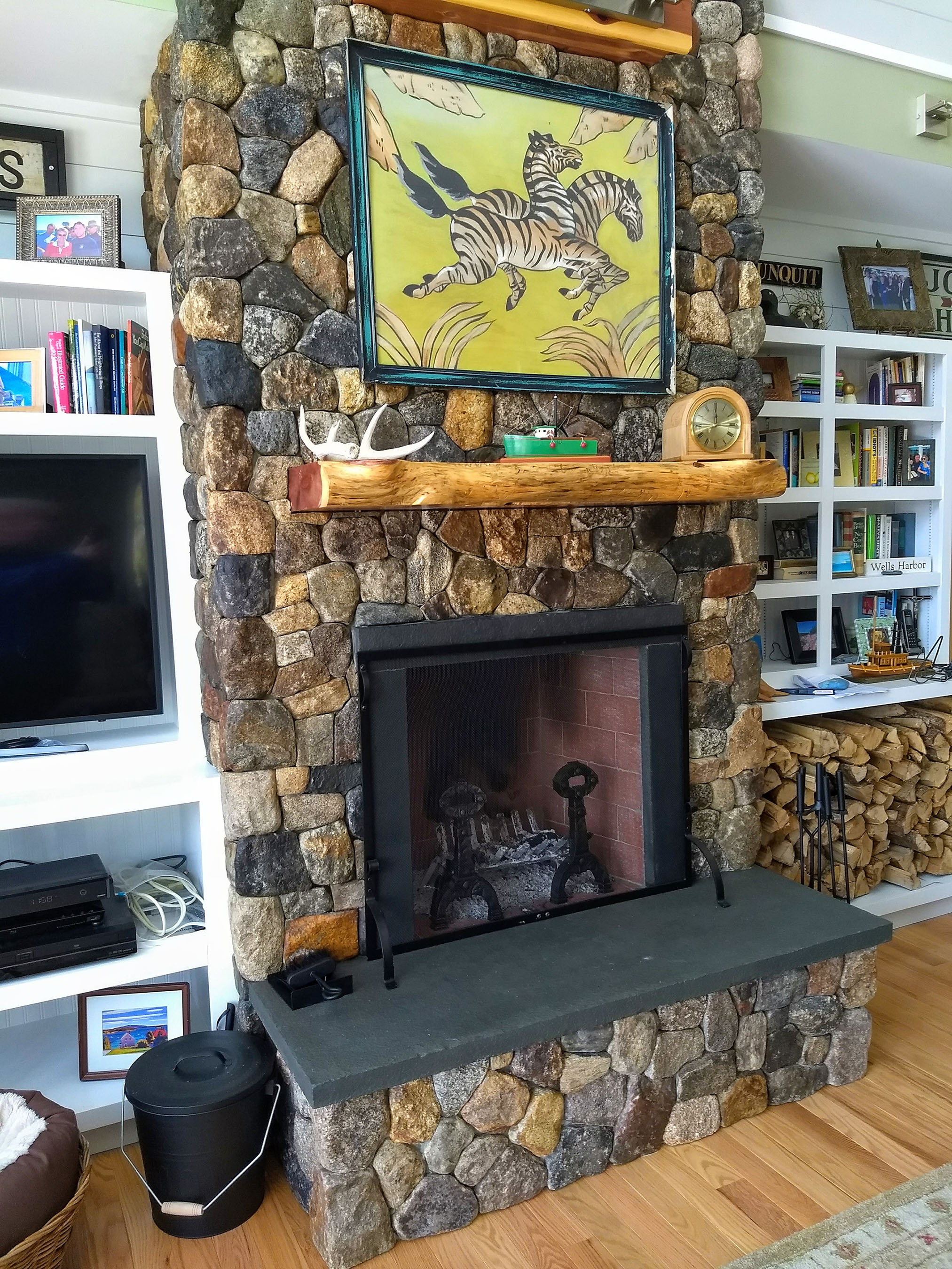Swell How To Fix A Smoking Fireplace The Washington Post Download Free Architecture Designs Xerocsunscenecom
