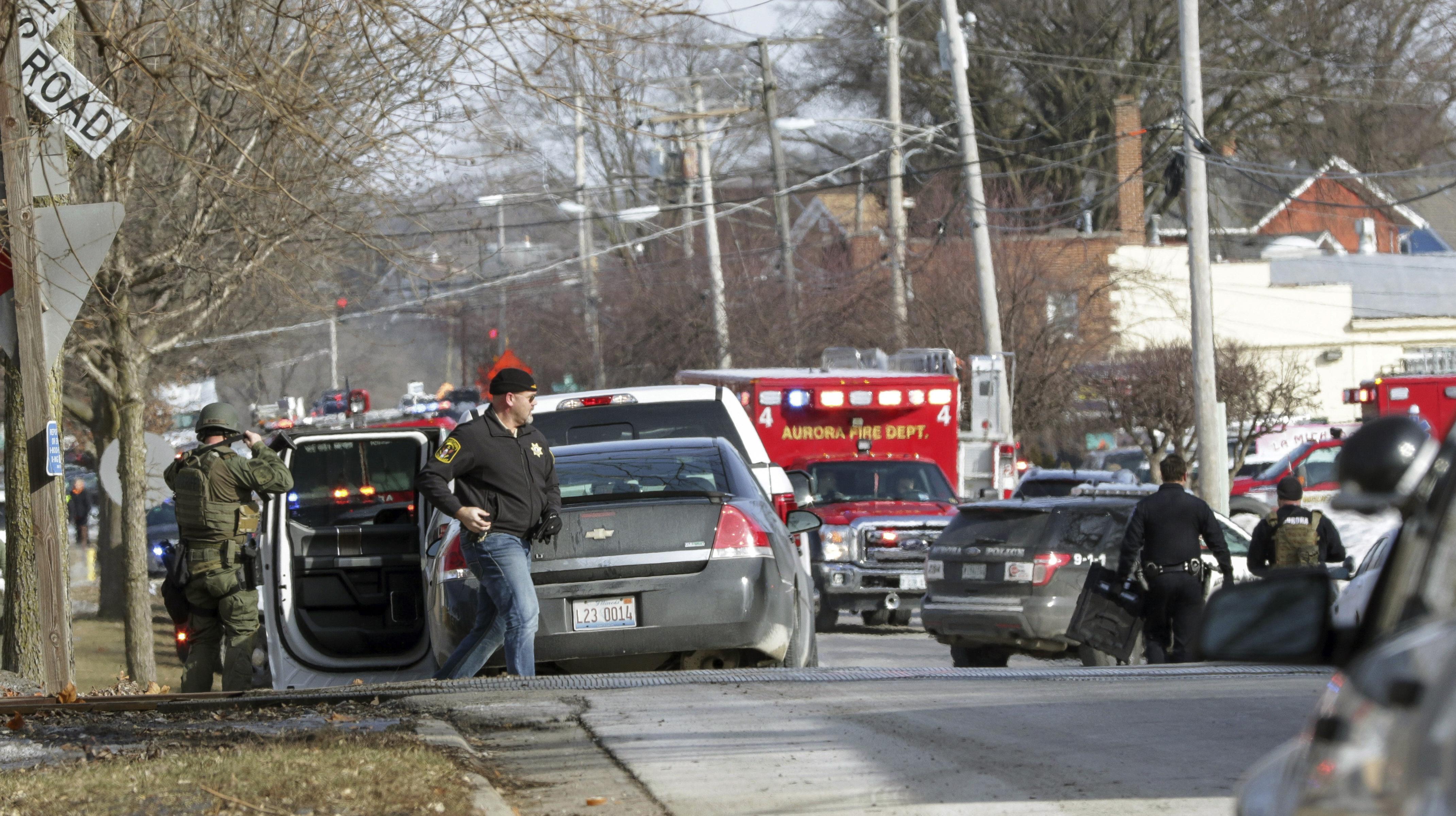 Aurora shooting: Gary Martin opened fire inside Henry Pratt