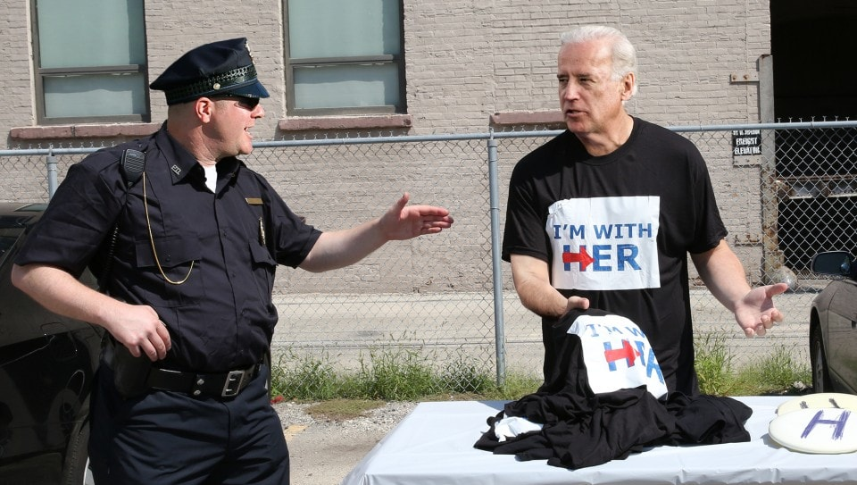As Joe Biden Exits Comedy Bids Farewell To A One Man Gold Mine The Washington Post