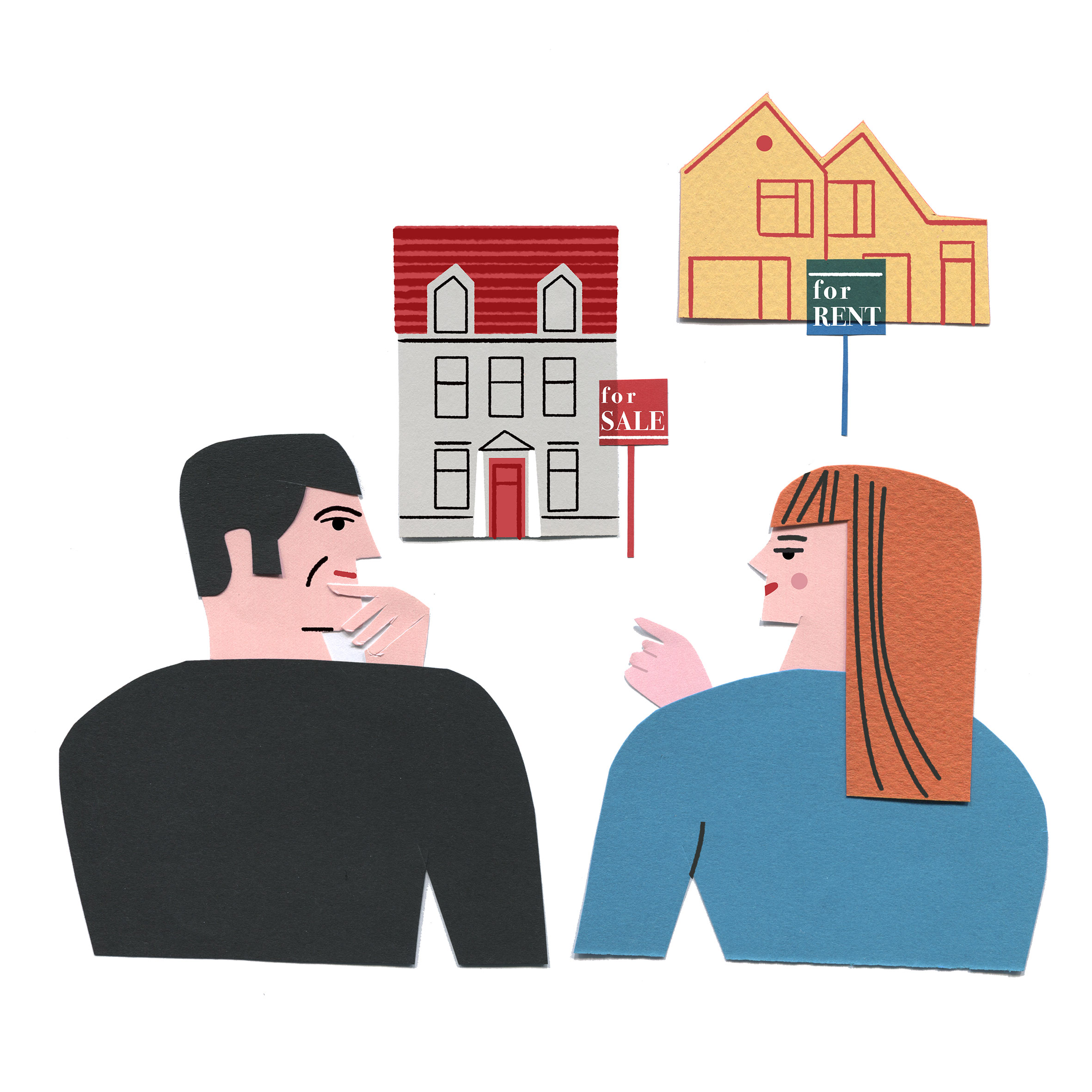 what to consider when deciding whether to rent or buy a home