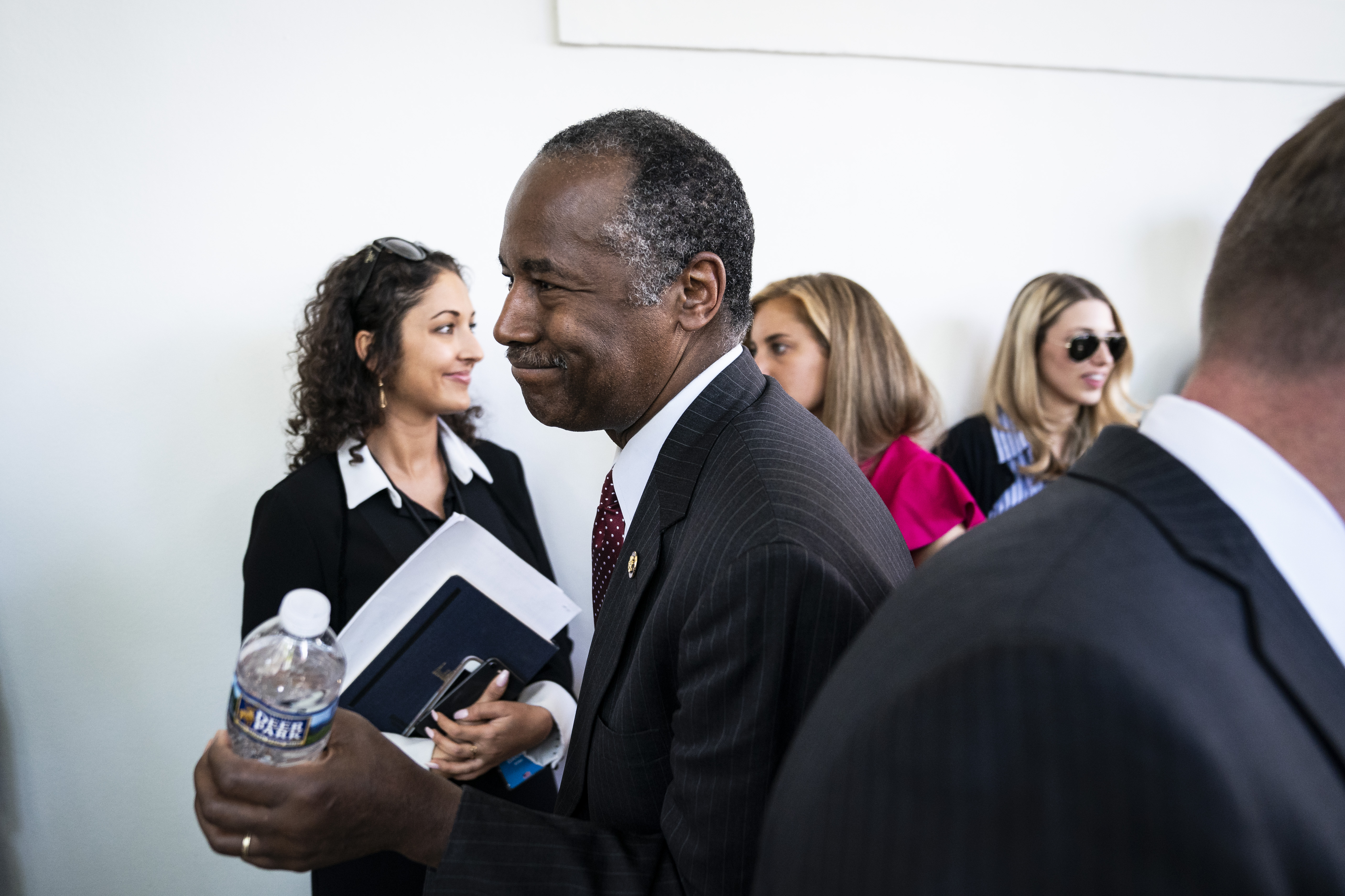 HUD Secretary Ben Carson defends plan to evict undocumented immigrants: 'It's not that we're cruel, mean-hearted. It's that we are logical.'