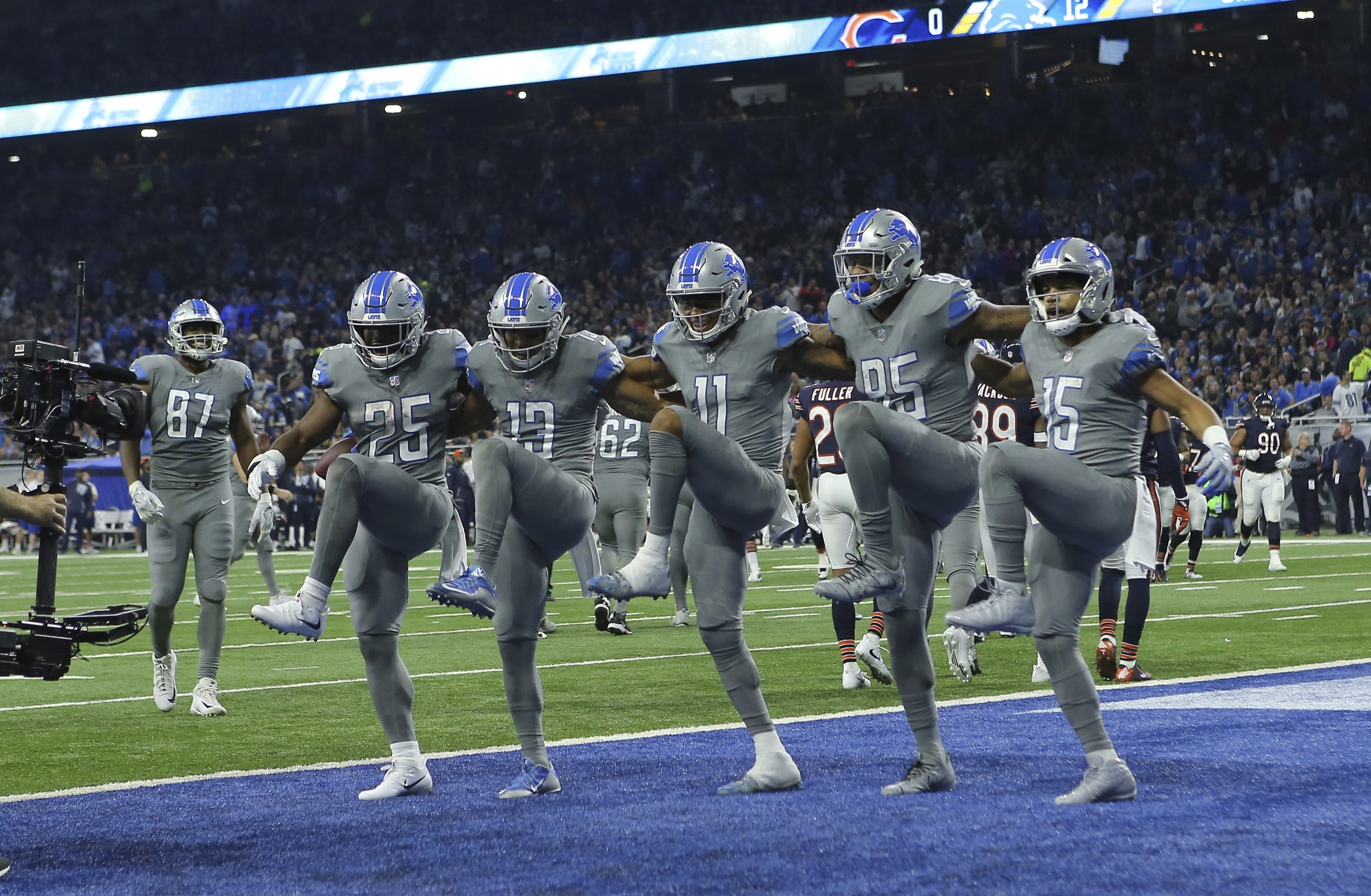 The NFL's best touchdown celebrations of the season — as