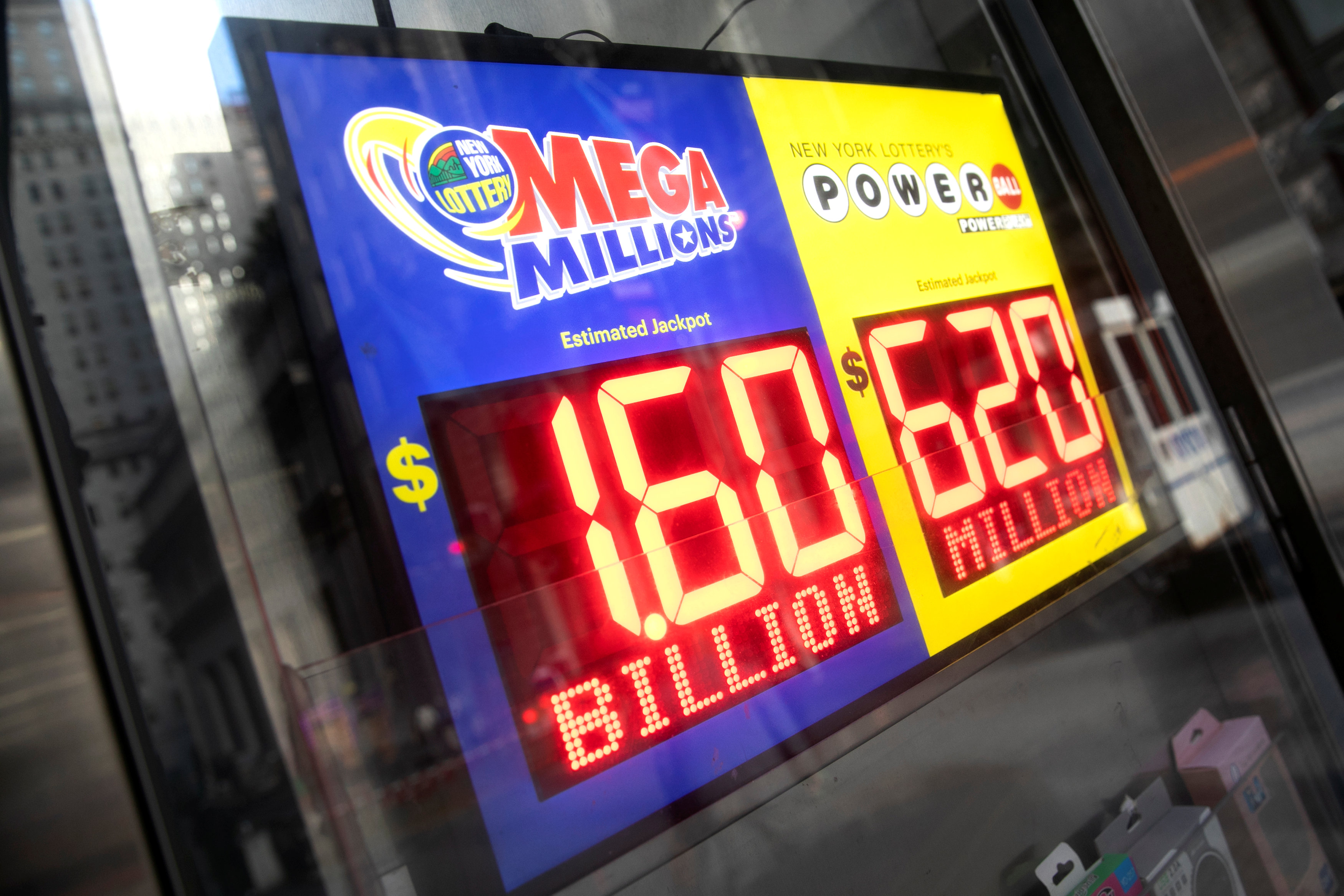 Mega Millions results: Numbers for 10/23/18 drawing - The
