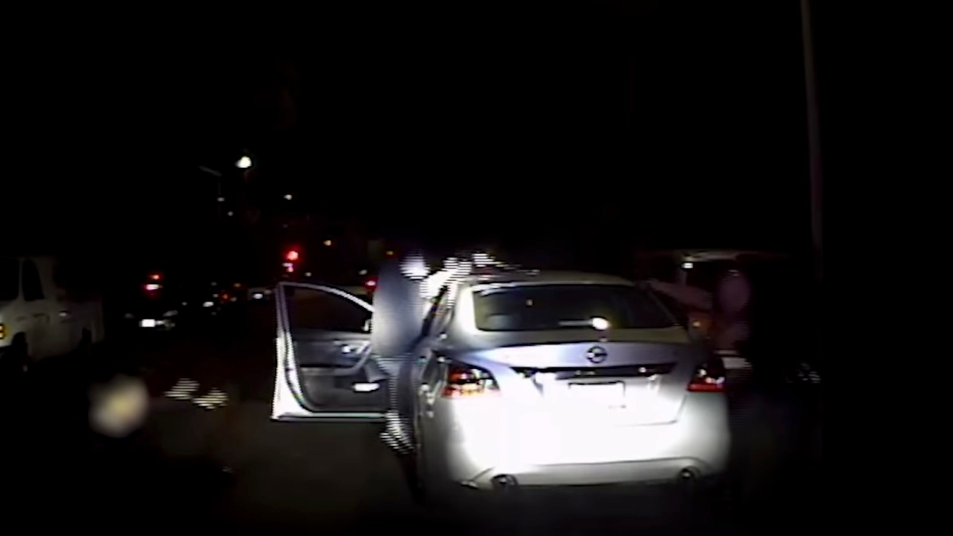LAPD video shows suspect shooting officer in routine traffic stop