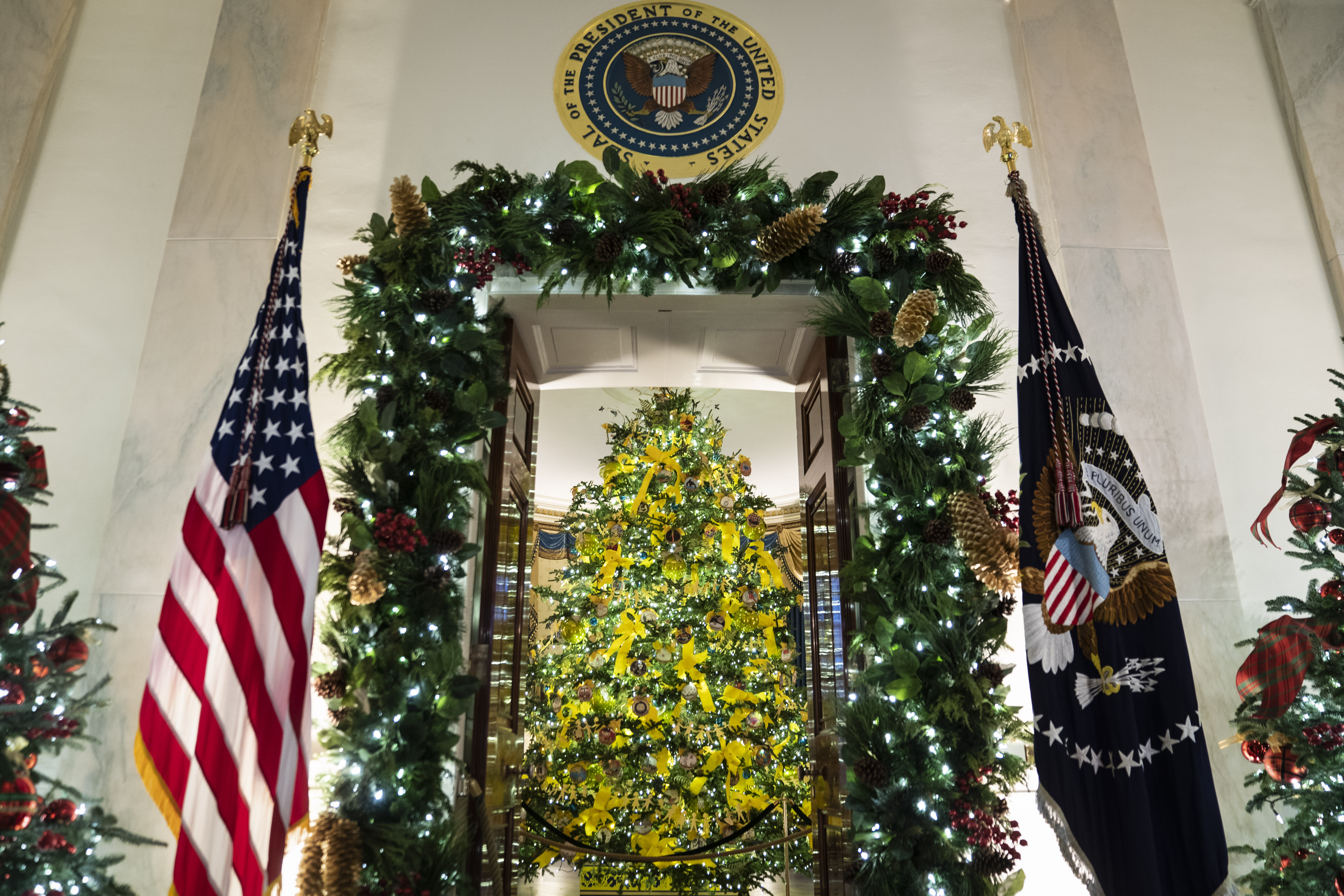 Federal Employee Christmas Eve Off 2021 Most Federal Employees To Get The Day Off Dec 24 Under Trump Executive Order The Washington Post