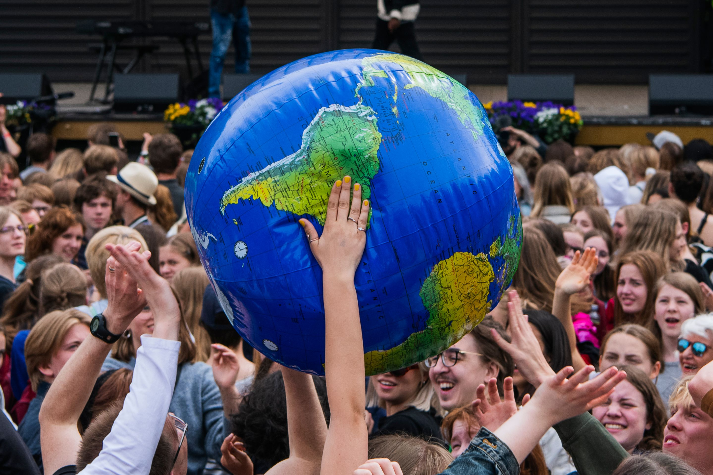 Students around the world skip school to protest and demand action on climate change