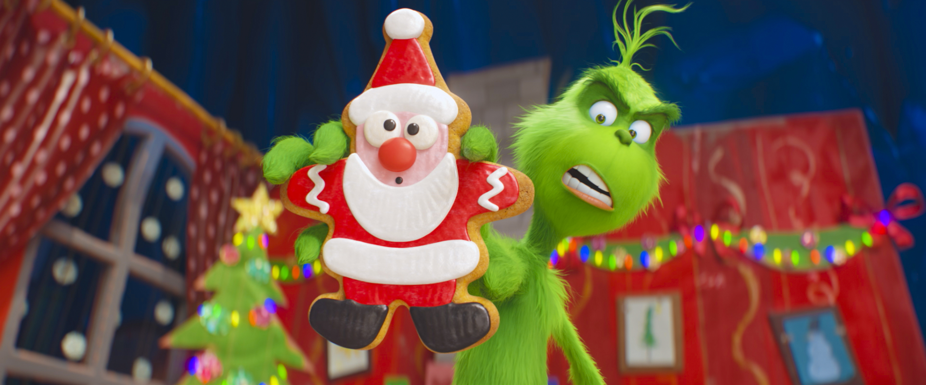 How The Grinch Stole Christmas Movie Characters.Do We Need Another Grinch Movie Some Reviews Say Yes But
