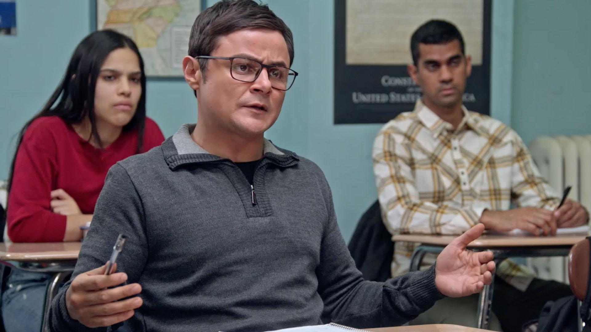 Welcome to America': Arturo Castro on why random mass shootings make